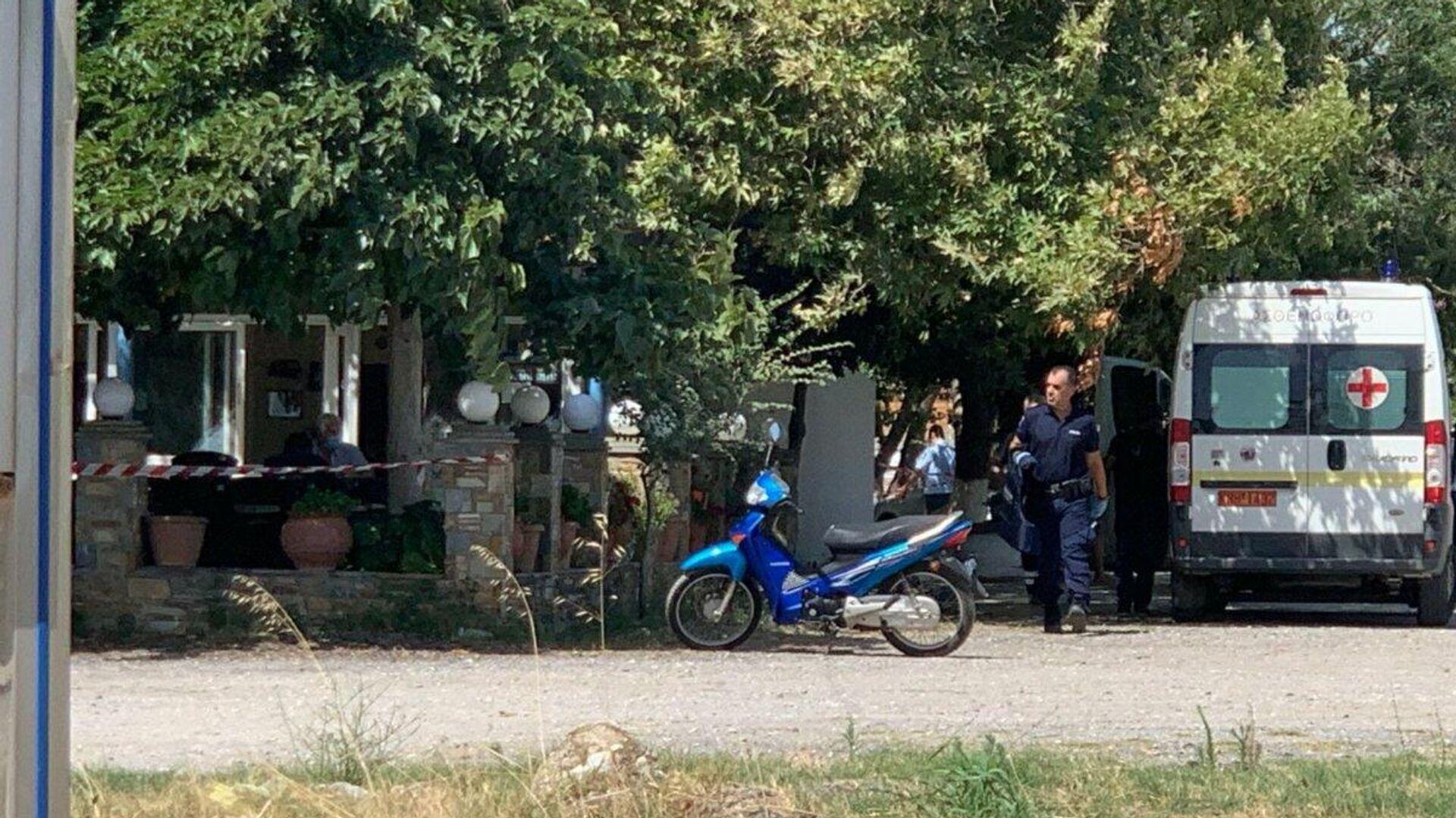 Άγριο έγκλημα στη Λάρισα - Sputnik Ελλάδα, 1920, 03.08.2021