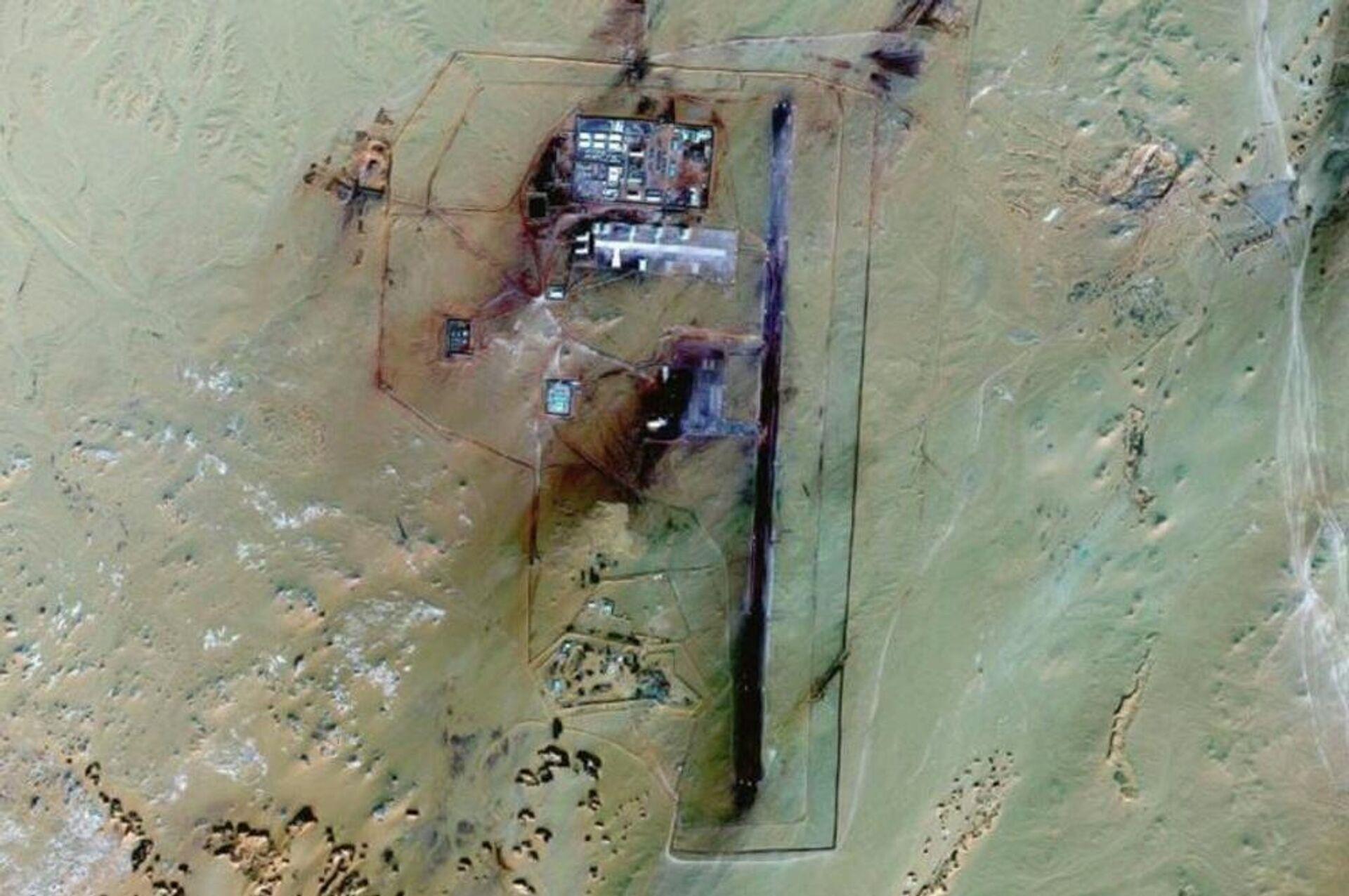 Η βάση Αεροδιάδρομος Μανταμά στην έρημο Σαχάρα - Sputnik Ελλάδα, 1920, 05.08.2021