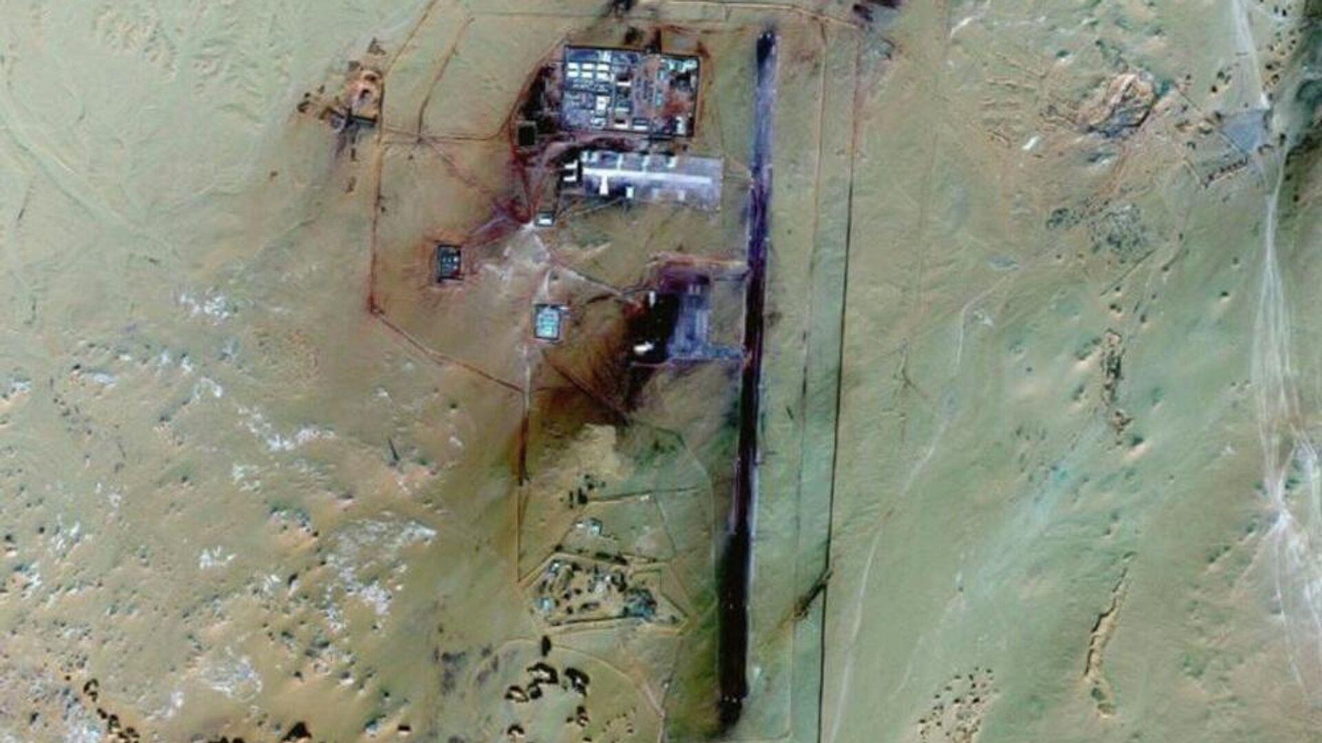 Η βάση Αεροδιάδρομος Μανταμά στην έρημο Σαχάρα - Sputnik Ελλάδα, 1920, 08.08.2021
