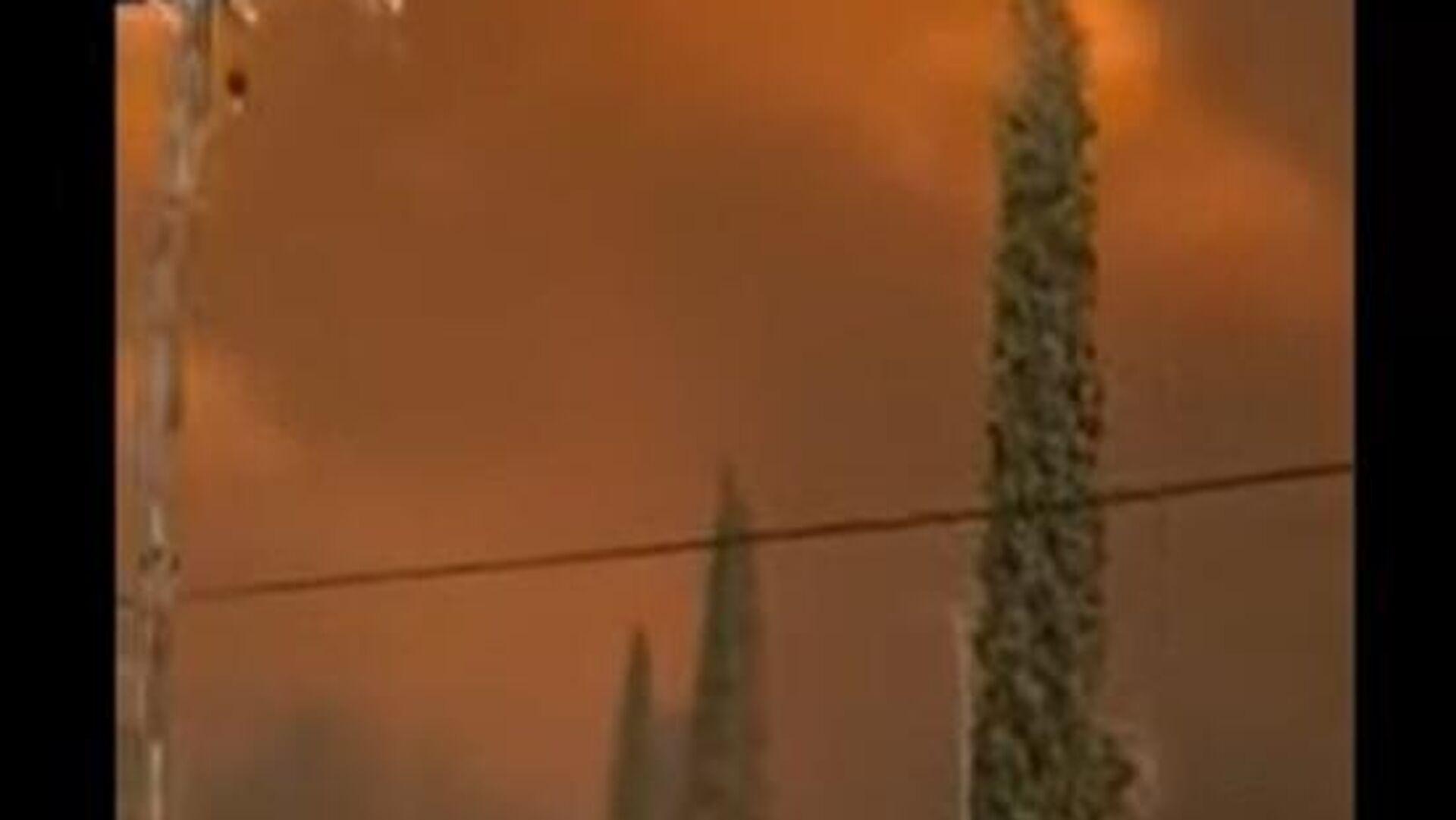 Φωτιά στην Αρκαδία - Sputnik Ελλάδα, 1920, 07.08.2021