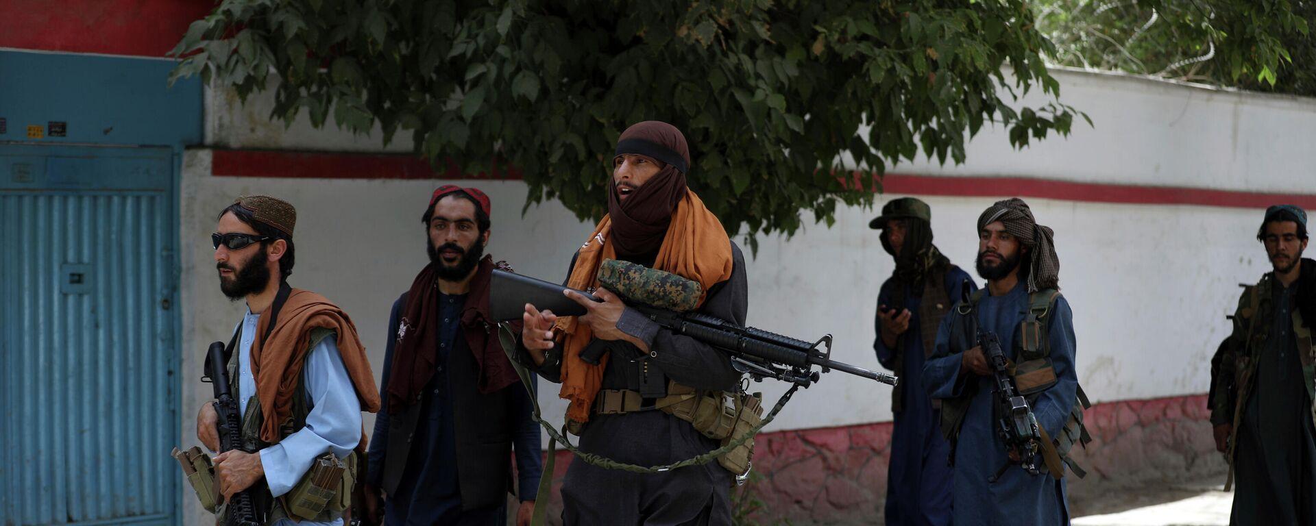 Αφγανιστάν: Οι Ταλιμπάν στην Καμπούλ - Sputnik Ελλάδα, 1920, 29.08.2021