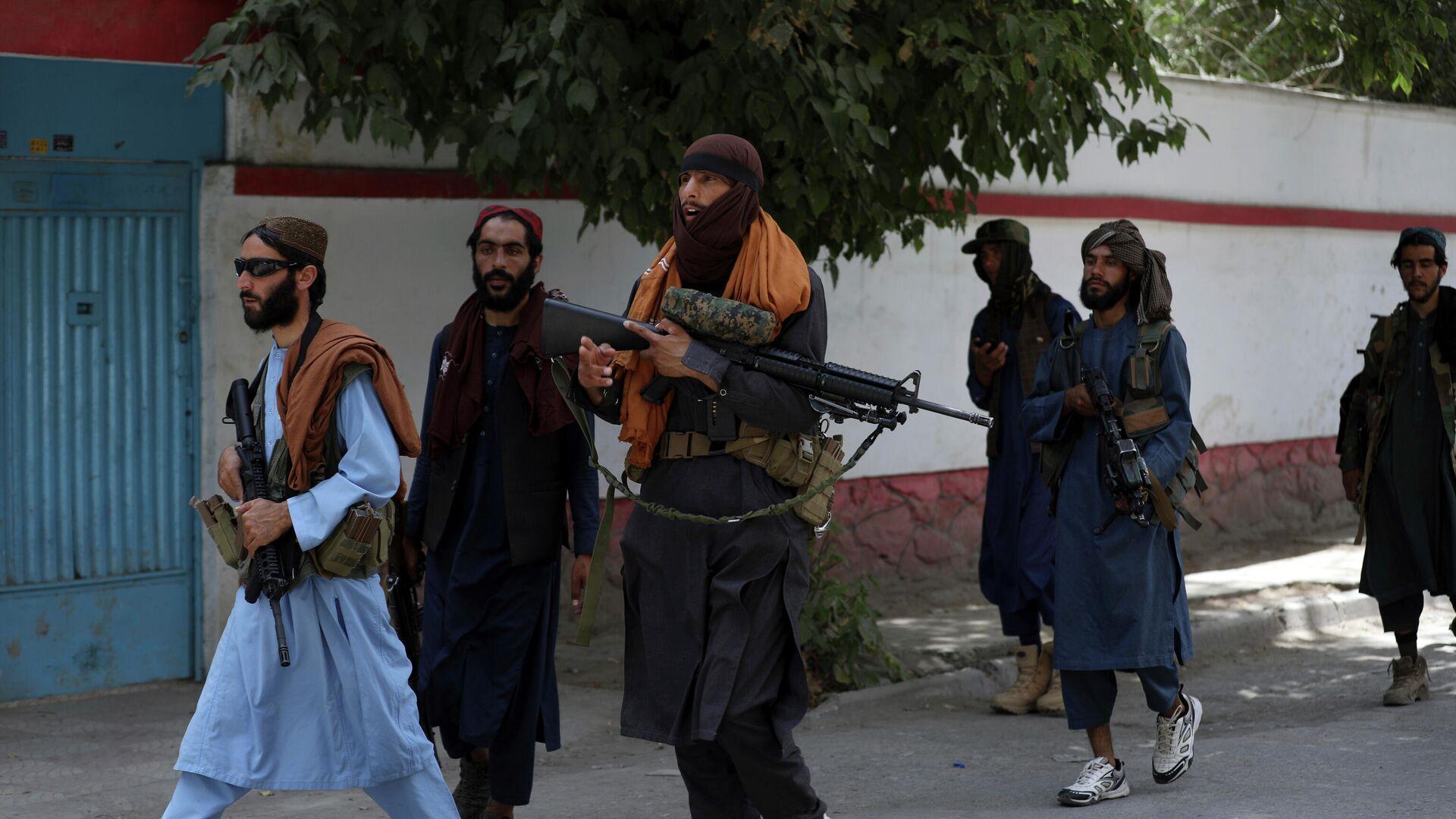 Αφγανιστάν: Οι Ταλιμπάν στην Καμπούλ - Sputnik Ελλάδα, 1920, 08.09.2021