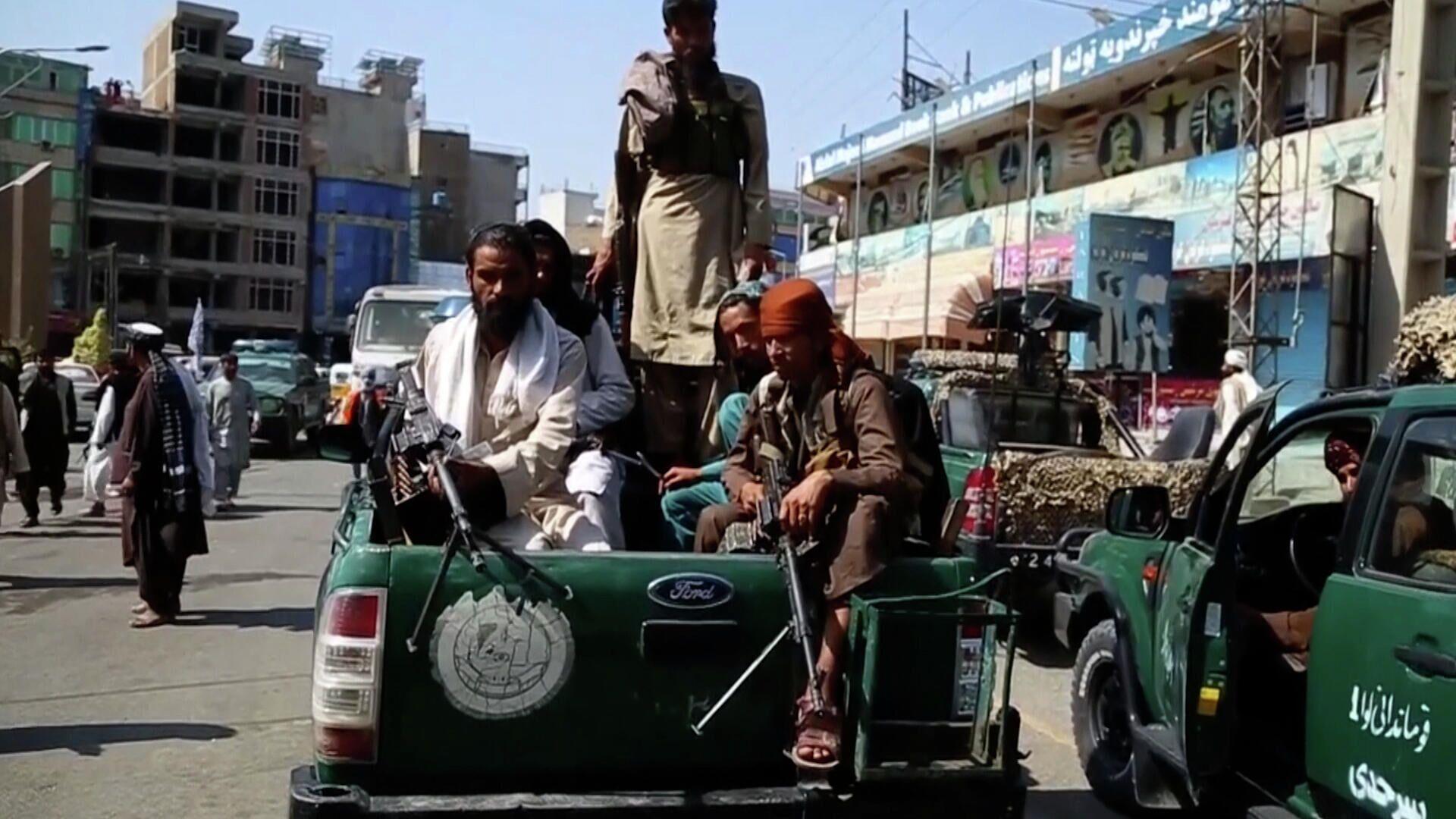 Σκοτεινές μέρες για το Αφγανιστάν: Η επιστροφή των Ταλιμπάν και η πτώση της  Καμπούλ - Sputnik Ελλάδα, 1920, 08.09.2021