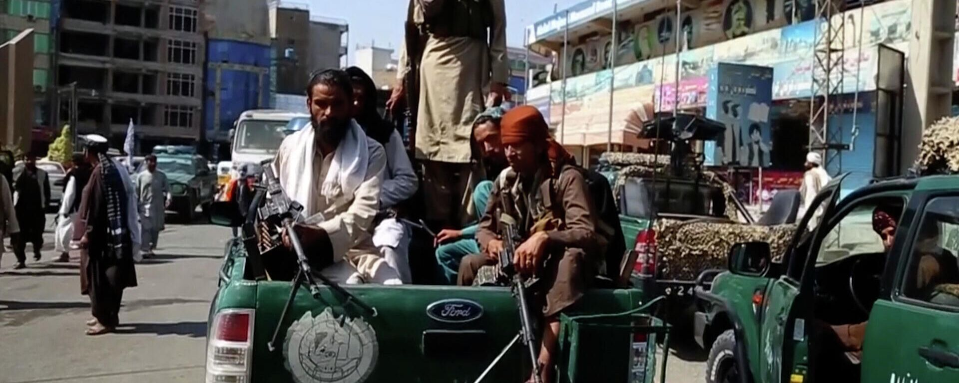 Σκοτεινές μέρες για το Αφγανιστάν: Η επιστροφή των Ταλιμπάν και η πτώση της  Καμπούλ - Sputnik Ελλάδα, 1920, 06.09.2021
