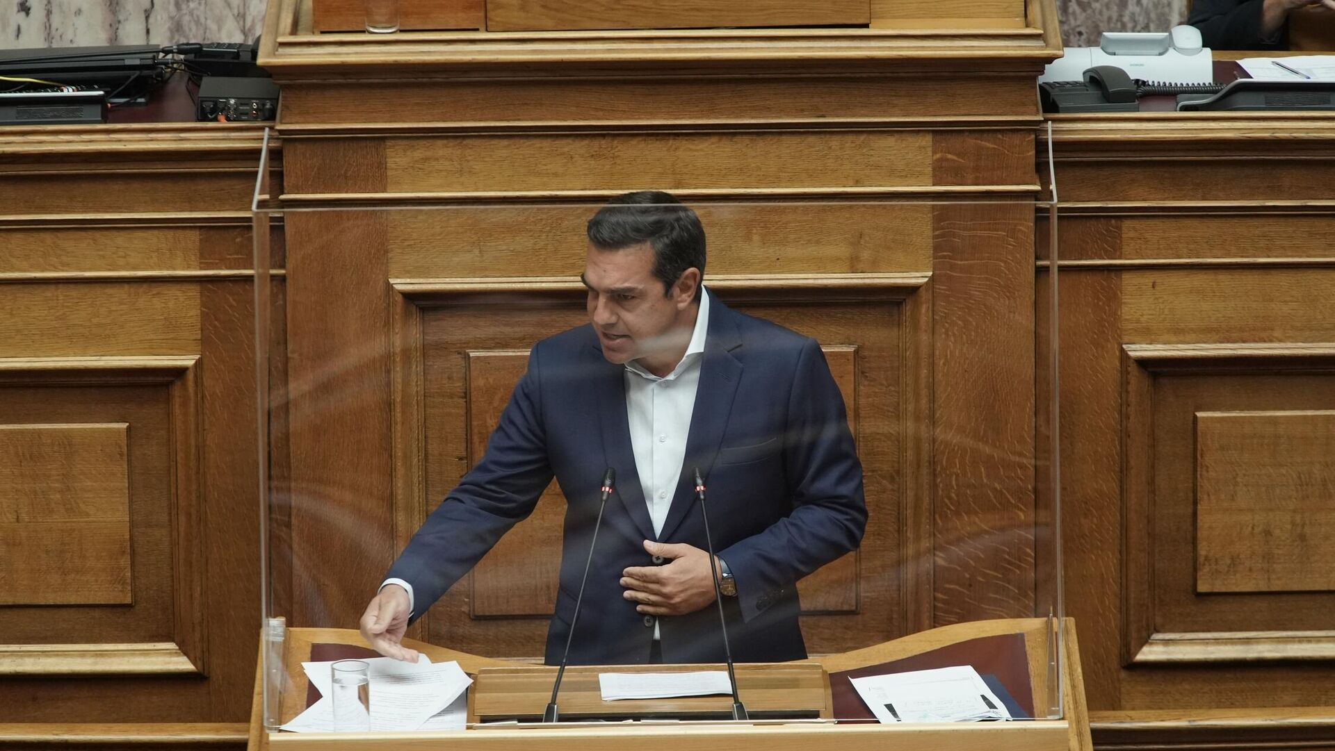 Αλέξης Τσίπρας - Sputnik Ελλάδα, 1920, 25.08.2021
