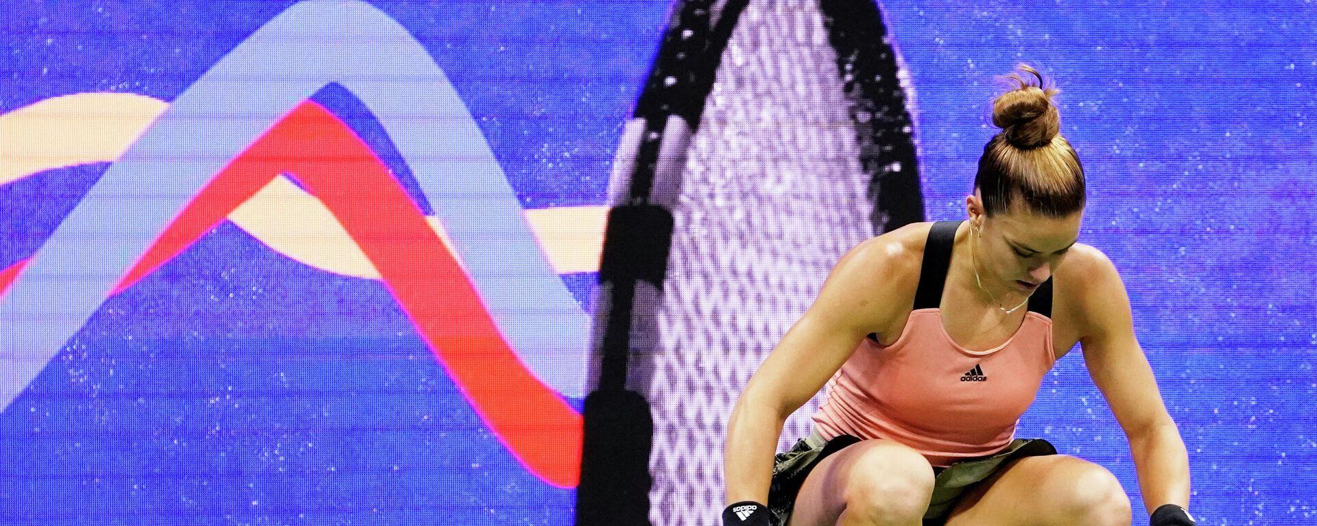 Η Μαρία Σάκκαρη στο US Open - Sputnik Ελλάδα, 1920, 07.09.2021