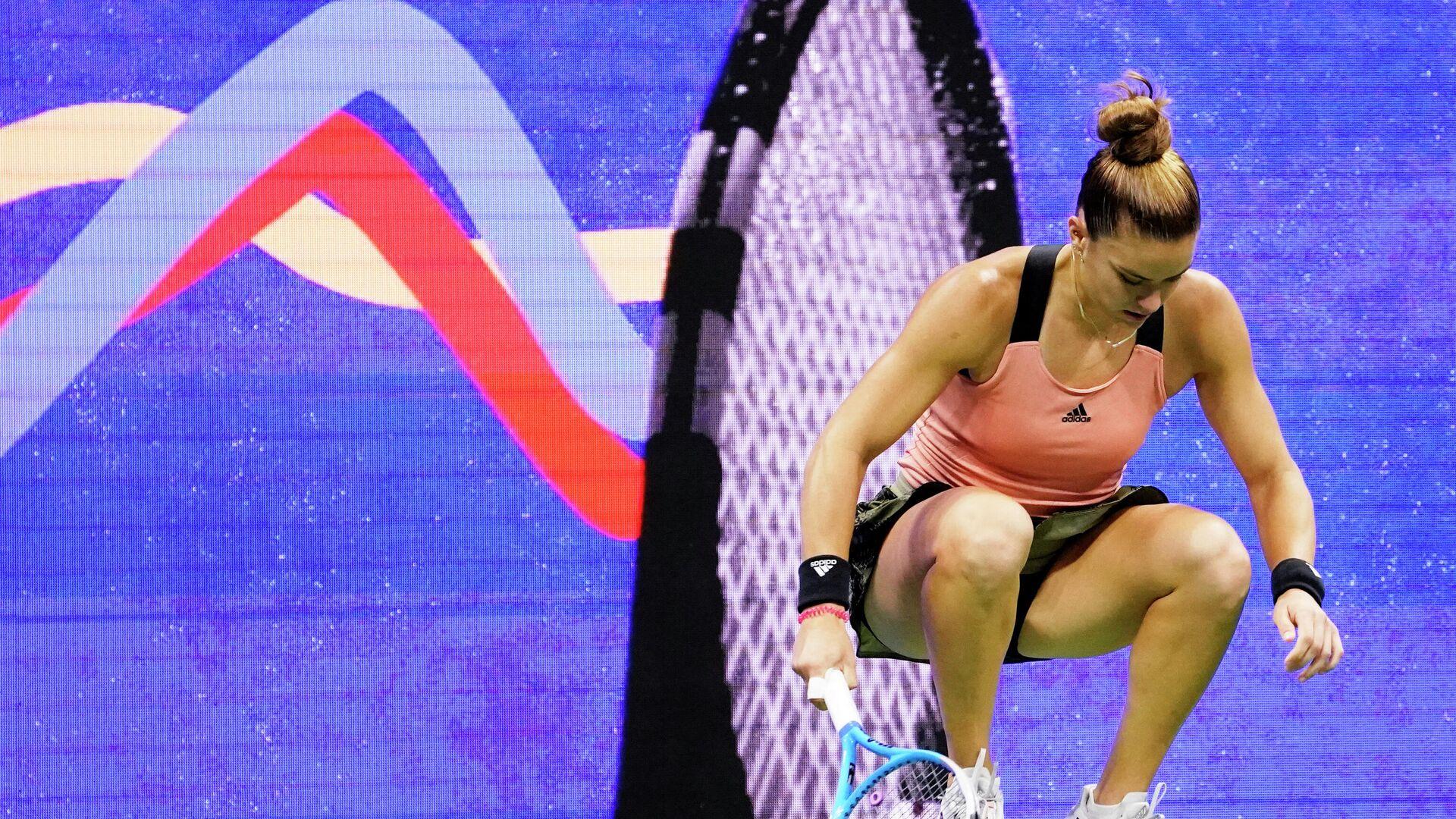 Η Μαρία Σάκκαρη στο US Open - Sputnik Ελλάδα, 1920, 20.09.2021