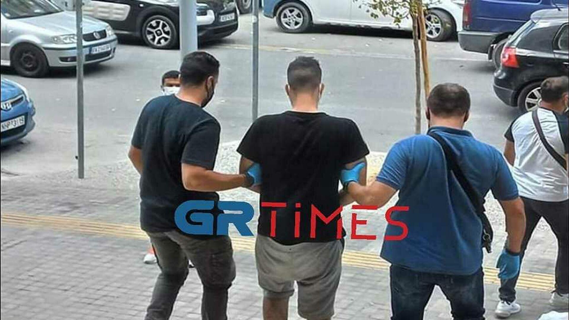 Ο 20χρονος που κατηγορείται για θανάσιμο ξυλοδαρμό ηλικιωμένης - Sputnik Ελλάδα, 1920, 10.09.2021