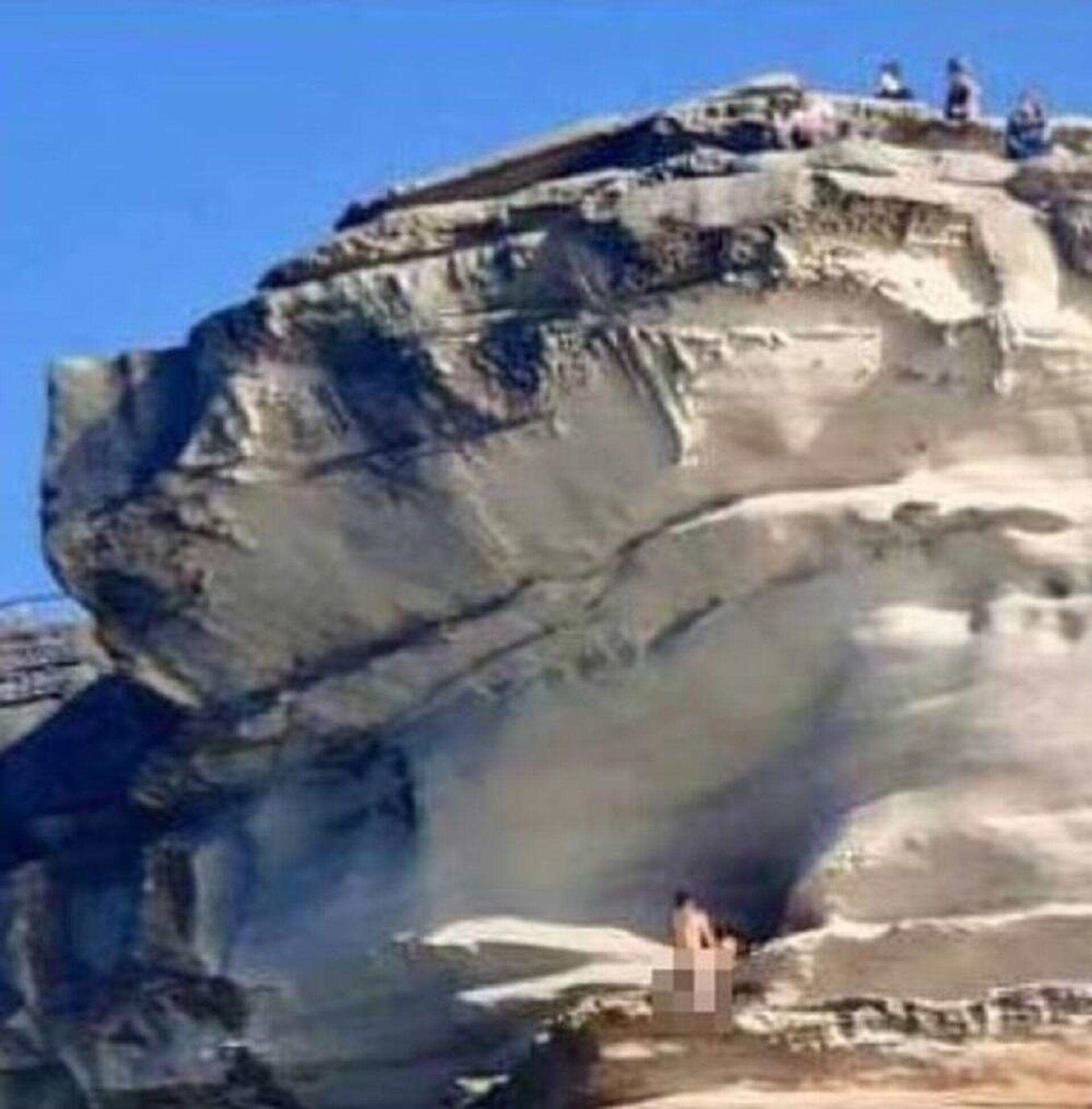 Έκαναν σεξ στα βράχια παραλίας στο Σίδνεϊ  - Sputnik Ελλάδα, 1920, 08.09.2021
