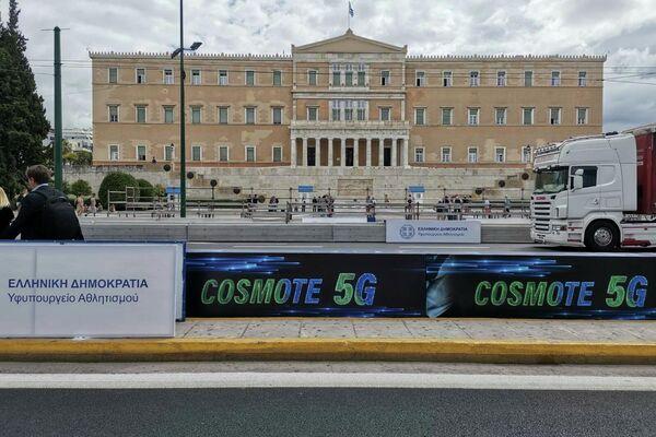 Κλειστό το κέντρο της Αθήνας για το Ράλι Ακρόπολις - Sputnik Ελλάδα
