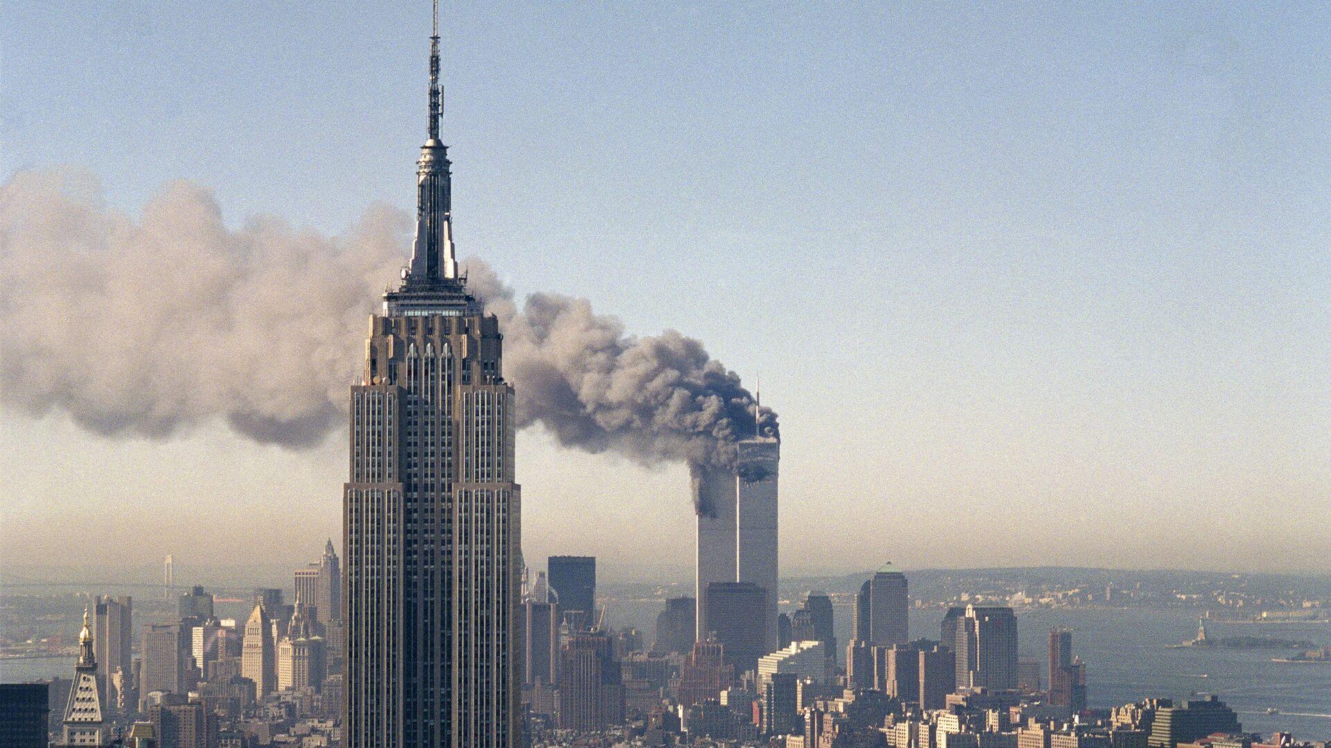 11η Σεπτεμβρίου, Δίδυμοι Πύργοι 11/9 - Sputnik Ελλάδα, 1920, 11.09.2021