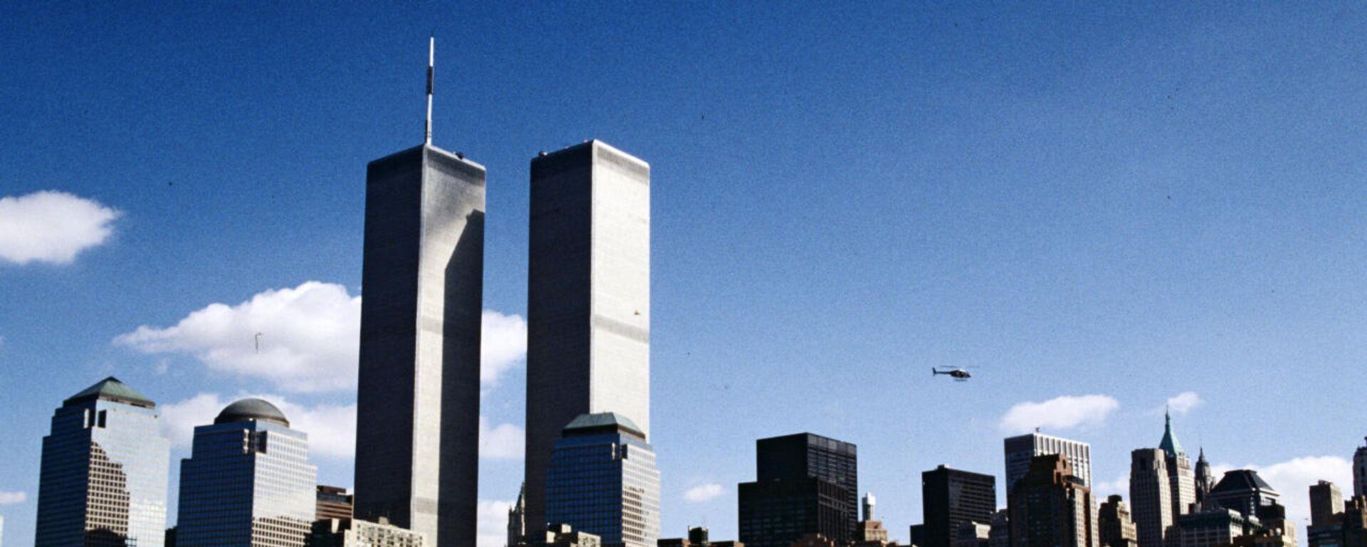 11η Σεπτεμβρίου 2001: Οι τρομοκρατικές επιθέσεις που συγκλόνισαν τις ΗΠΑ και τον κόσμο  - Sputnik Ελλάδα, 1920, 11.09.2021