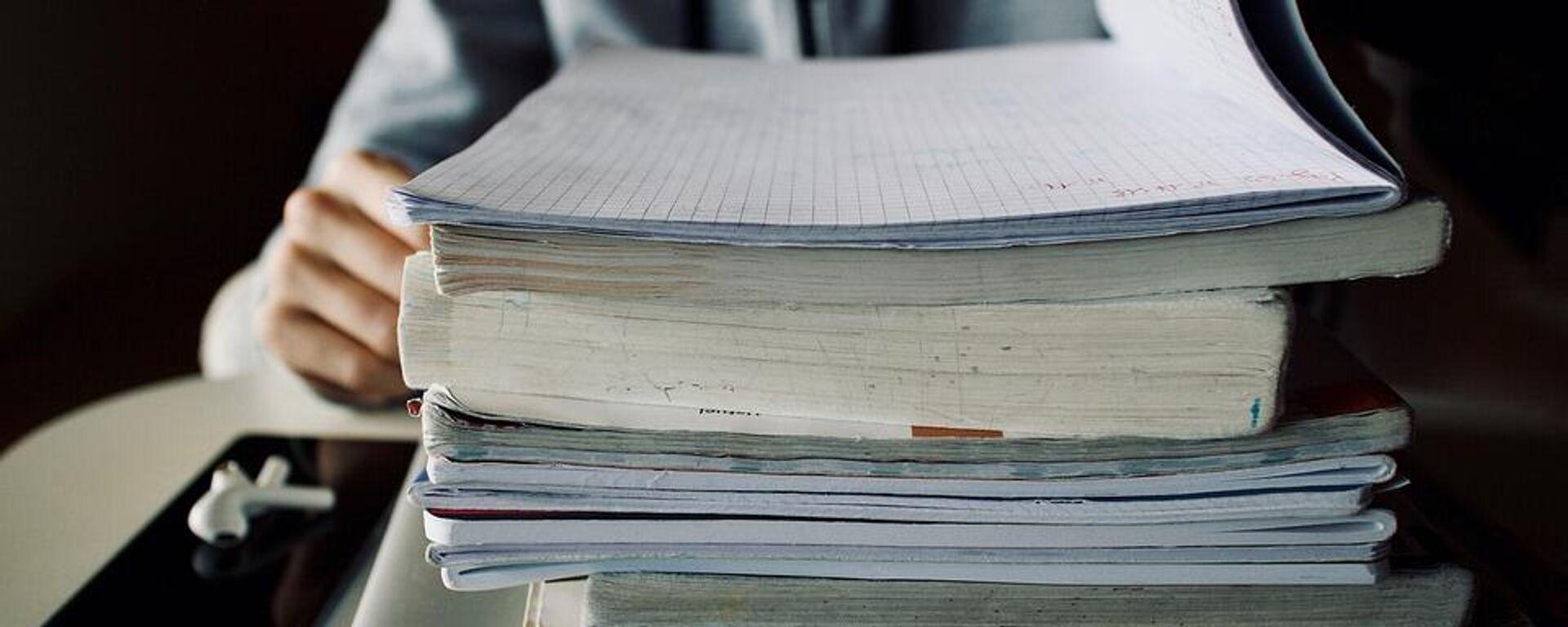 Σχολικά βιβλία - Sputnik Ελλάδα, 1920, 13.09.2021