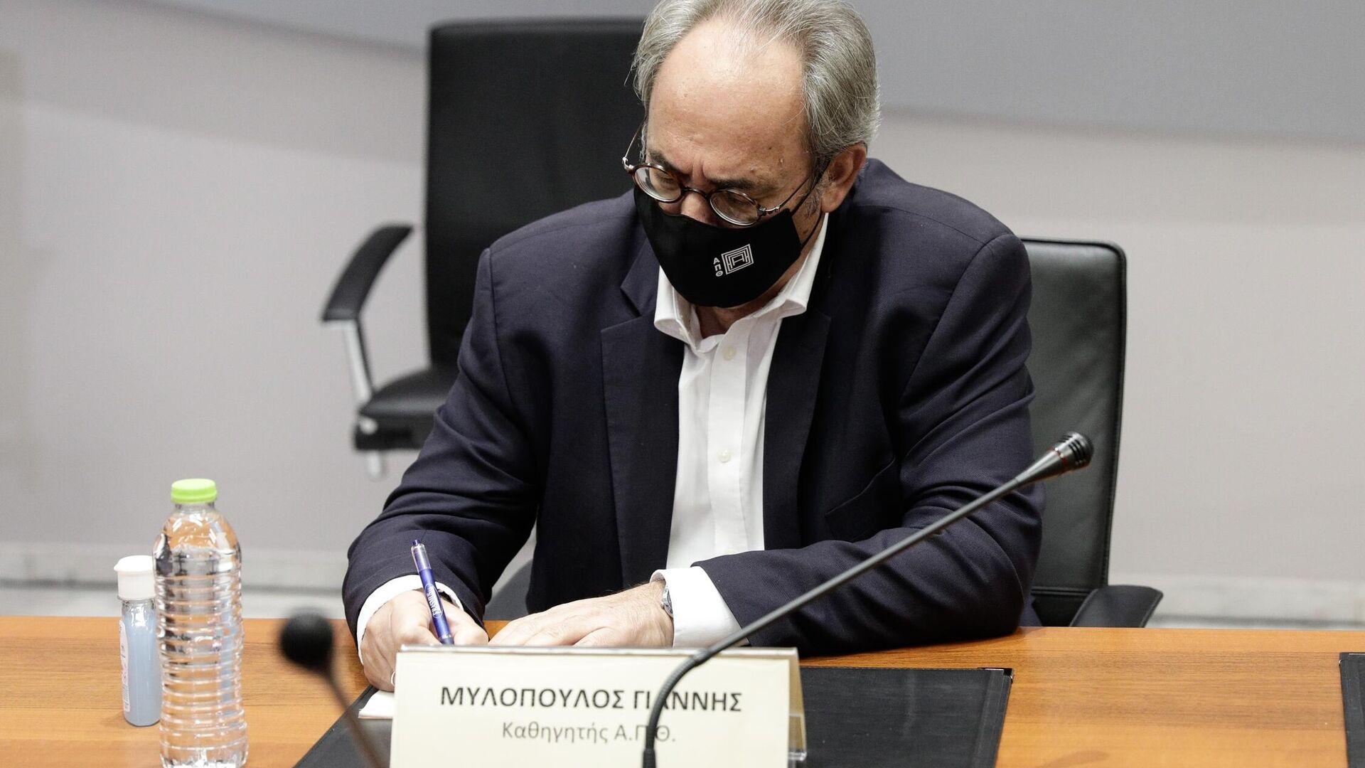 O Γιάννης Μυλόπουλος - Sputnik Ελλάδα, 1920, 13.09.2021