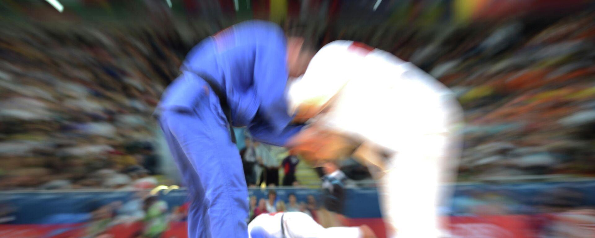 Φάση από αγώνα τζούντο το 2012 - Sputnik Ελλάδα, 1920, 14.09.2021