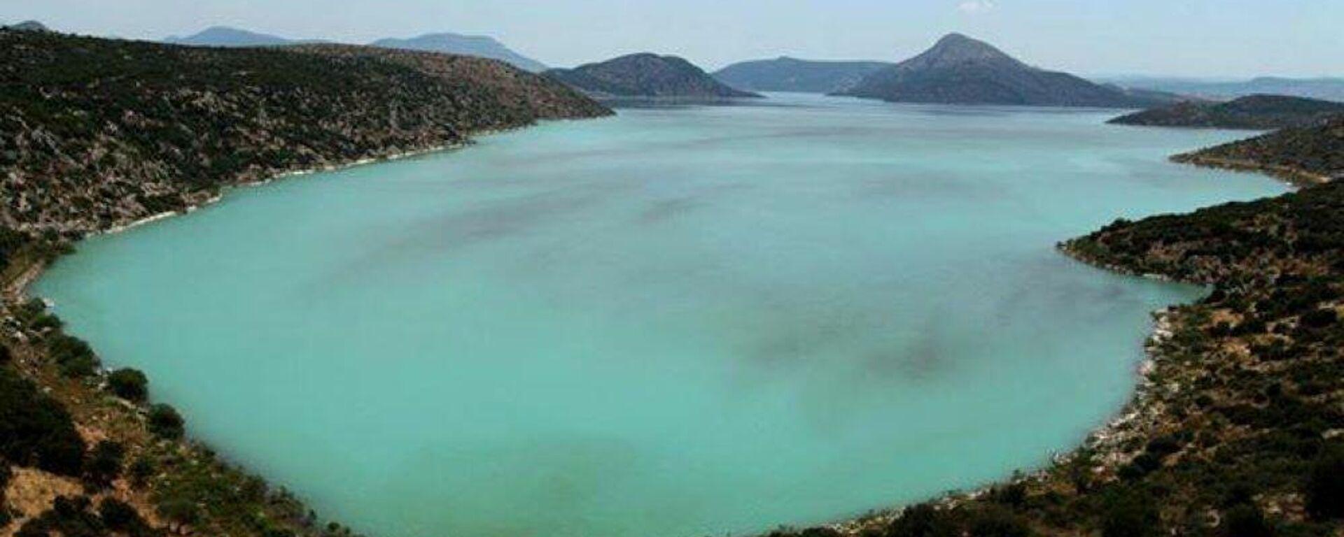 Λίμνη Υλίκη - Sputnik Ελλάδα, 1920, 15.09.2021