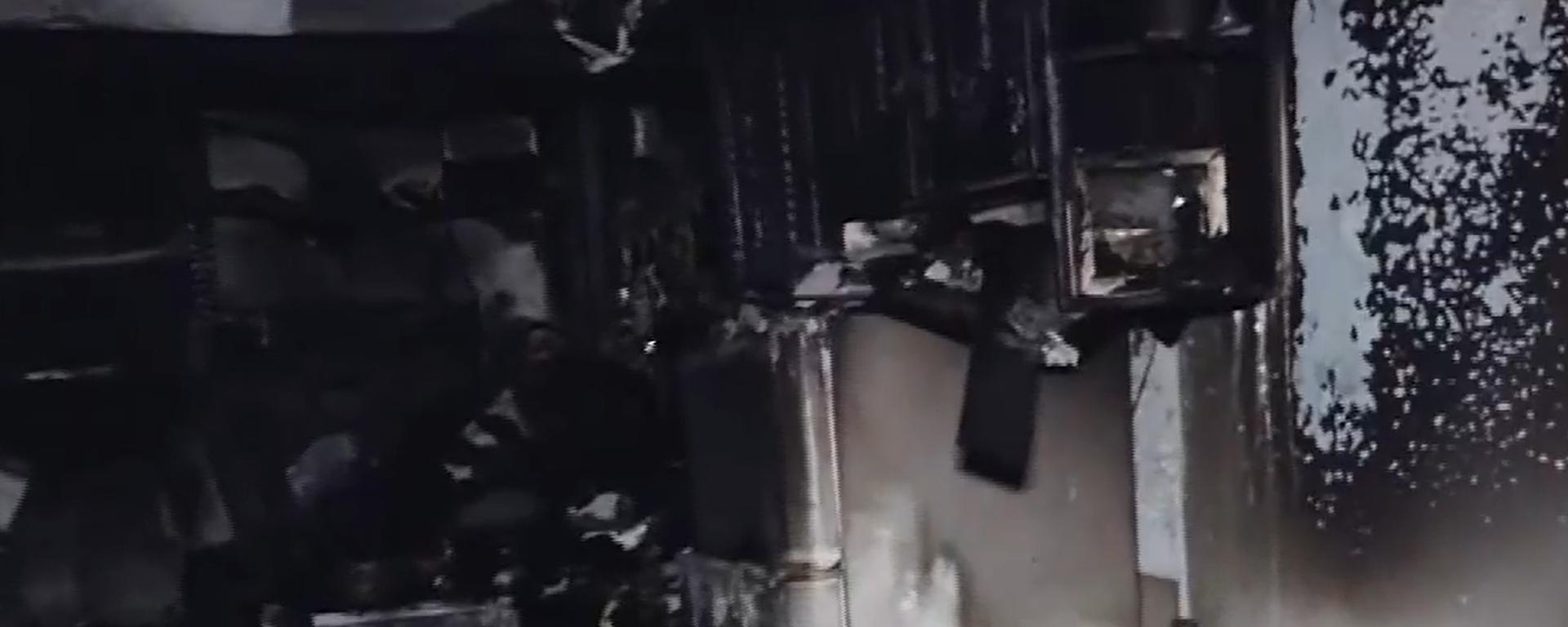 Τραγωδία στην Άγιο Δημήτριο: Νεκρή γυναίκα μετά από φωτιά στο σπίτι της - Sputnik Ελλάδα, 1920, 16.09.2021