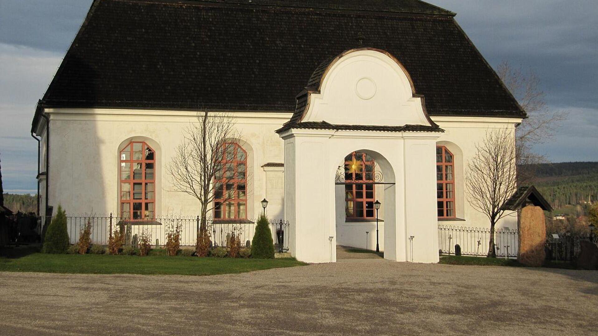 Εκκλησία στη Σουηδία - Sputnik Ελλάδα, 1920, 16.09.2021