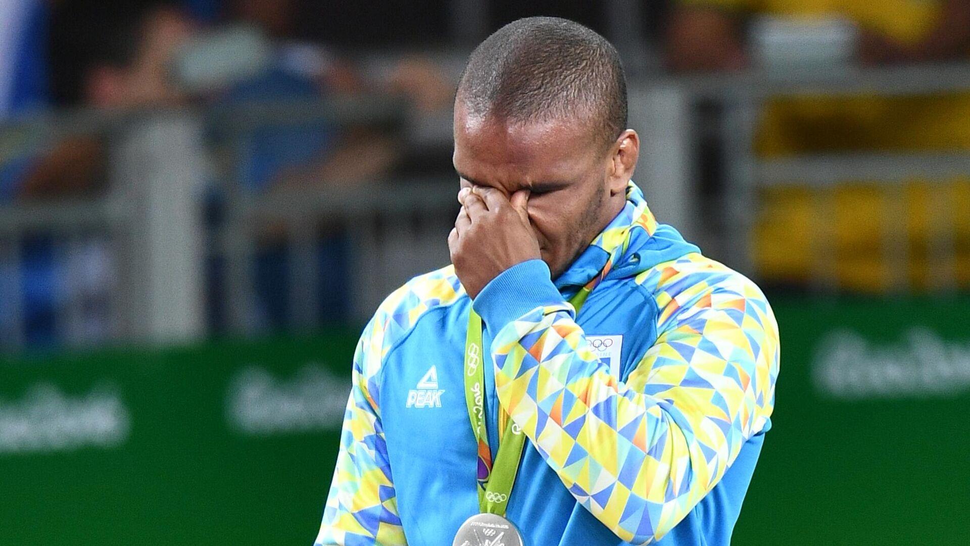 Ο Ουκρανός Ολυμπιονίκης Ζαν Μπέλενιουκ - Sputnik Ελλάδα, 1920, 16.09.2021