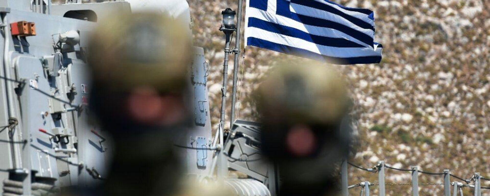 Καστελόριζο - Sputnik Ελλάδα, 1920, 16.09.2021