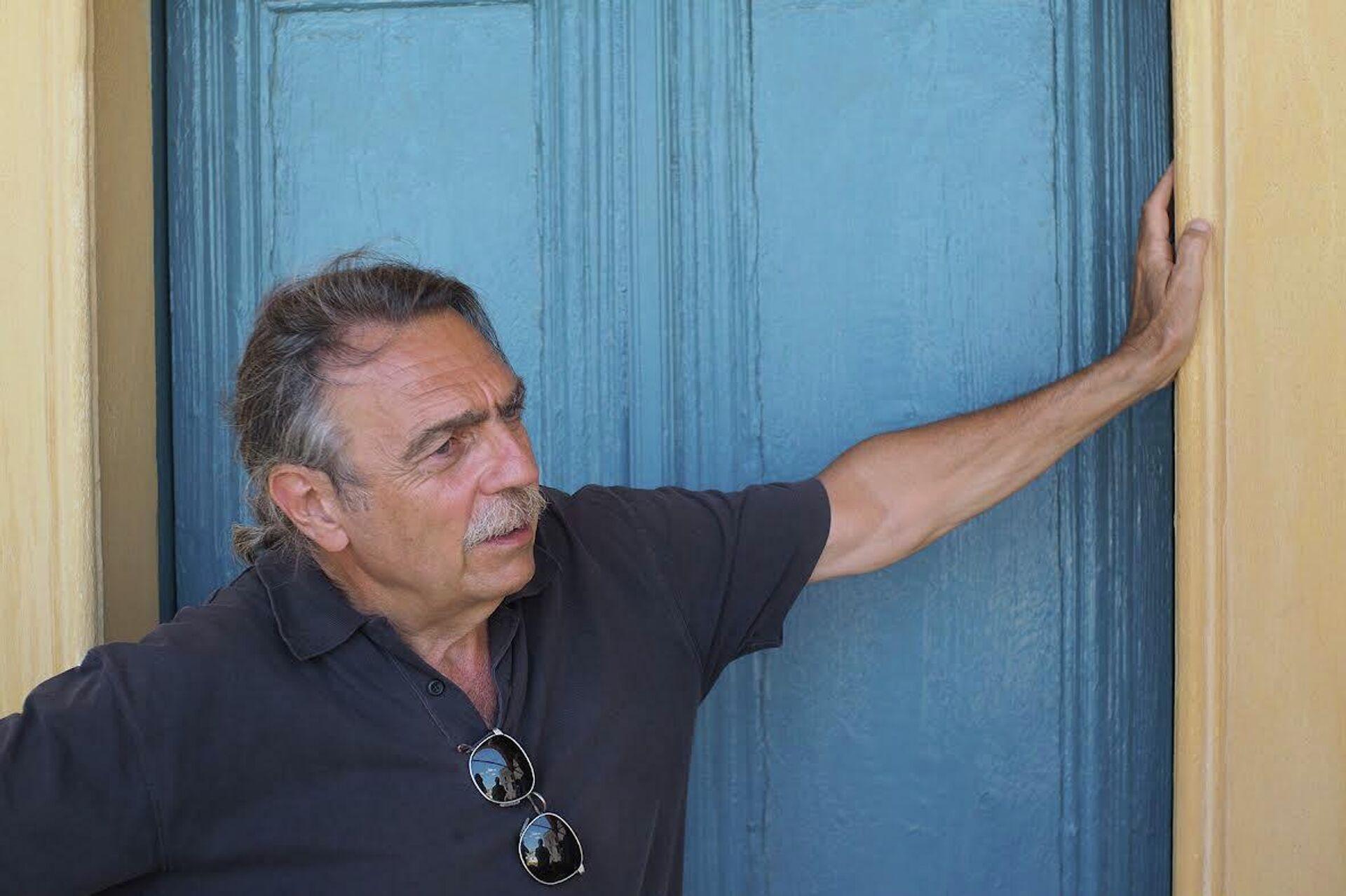 Ο σκηνοθέτης του ντοκιμαντέρ Σπέτσες '21, Στο σταυροδρόμι της ιστορίας Πάνος Θωμαίδης - Sputnik Ελλάδα, 1920, 20.09.2021