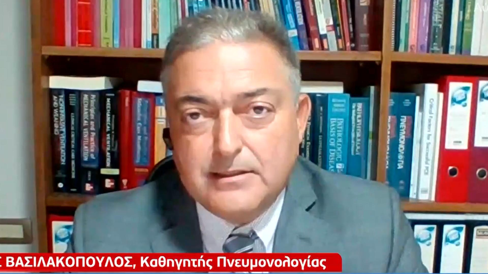 Βασιλακόπουλος στο MEGA - Sputnik Ελλάδα, 1920, 21.09.2021