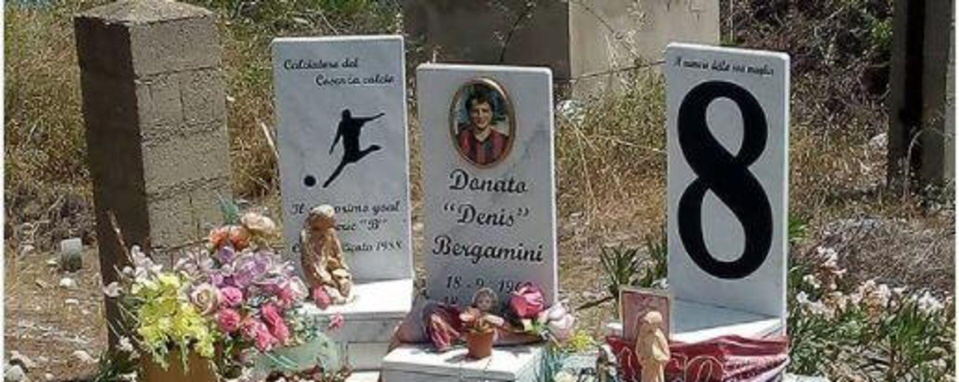 Ο τάφος του Ντονάτο Ντένις Μπεργκαμίνι - Sputnik Ελλάδα, 1920, 21.09.2021