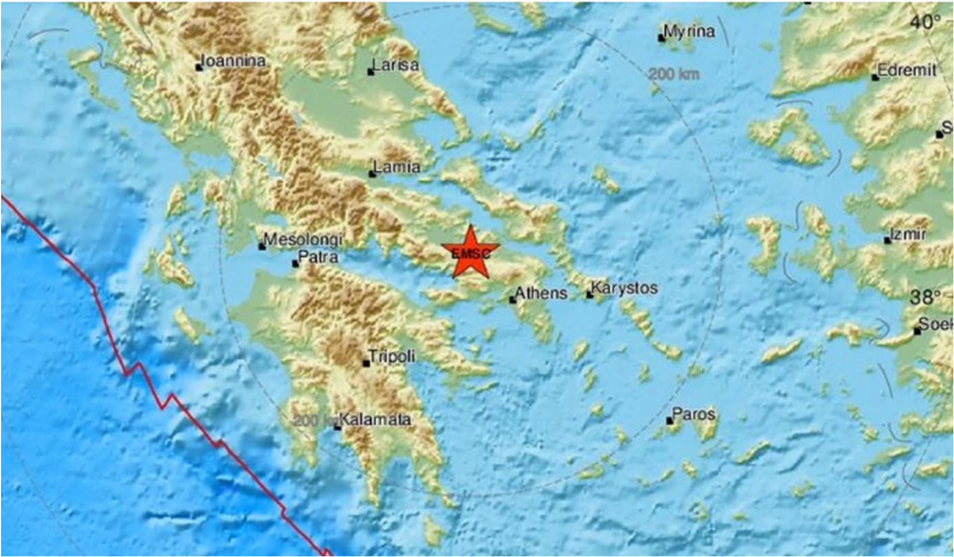 σεισμός στη Θήβα - Sputnik Ελλάδα, 1920, 22.09.2021