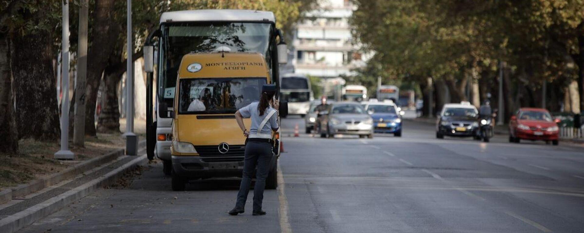 Σχολικό λεωφορείο - Sputnik Ελλάδα, 1920, 22.09.2021