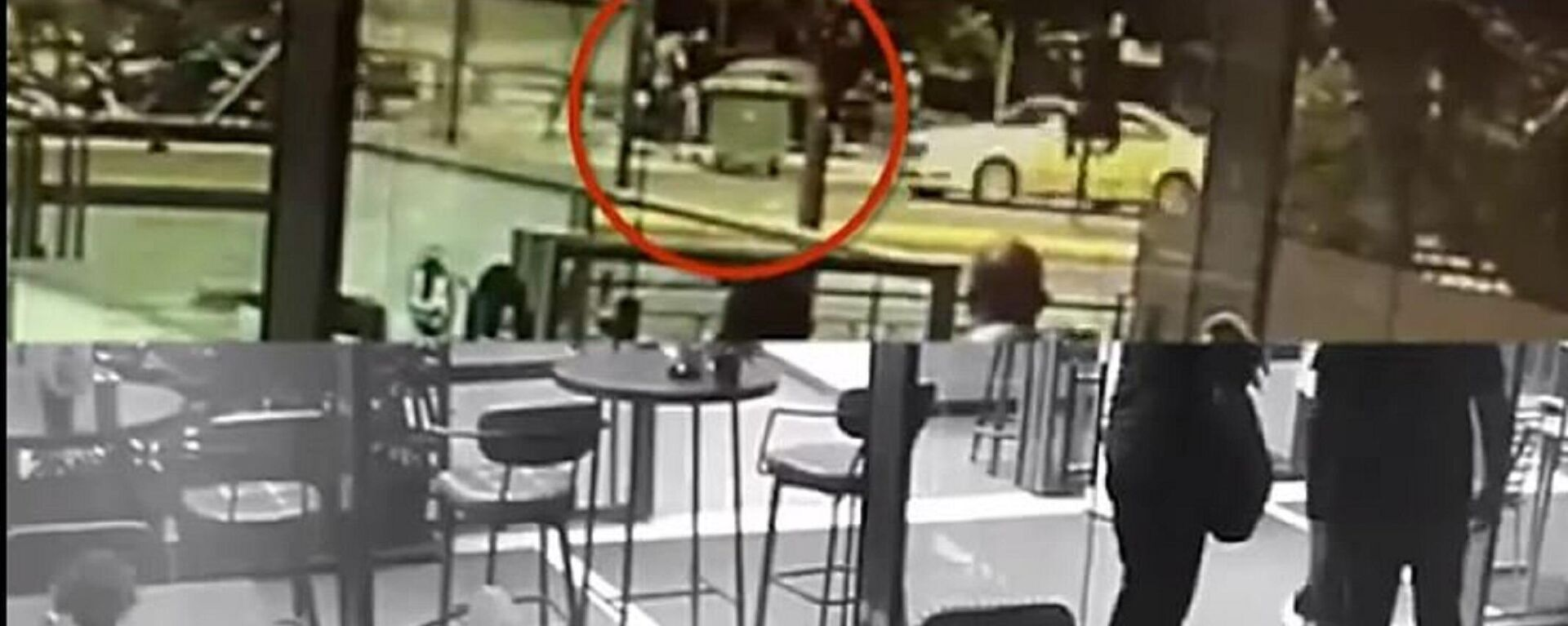 Λεωφόρος Αλεξάνδρας: Βίντεο - ντοκουμέντο από την απόπειρα δολοφονίας του 32χρονου - Sputnik Ελλάδα, 1920, 22.09.2021