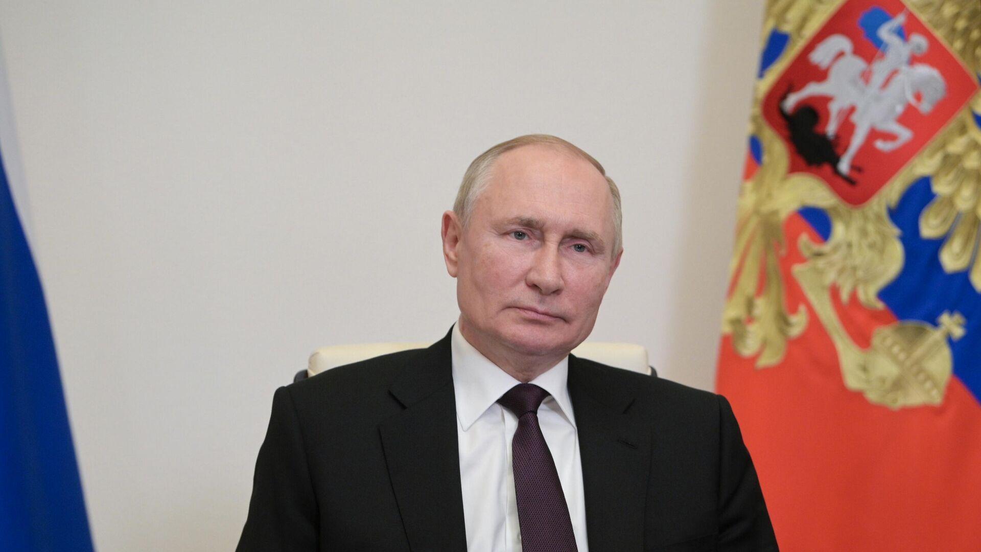 Βλαντίμιρ Πούτιν - Sputnik Ελλάδα, 1920, 07.10.2021