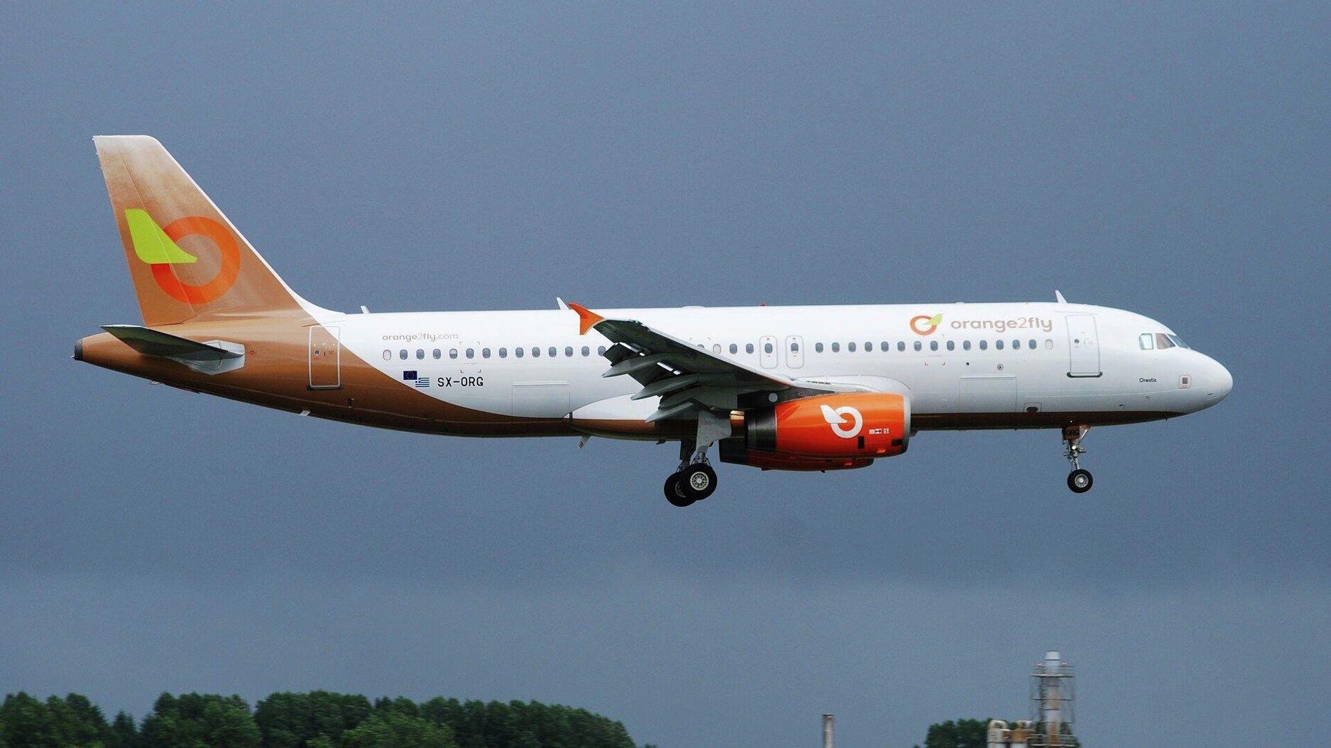 Orange2fly - Sputnik Ελλάδα, 1920, 23.09.2021