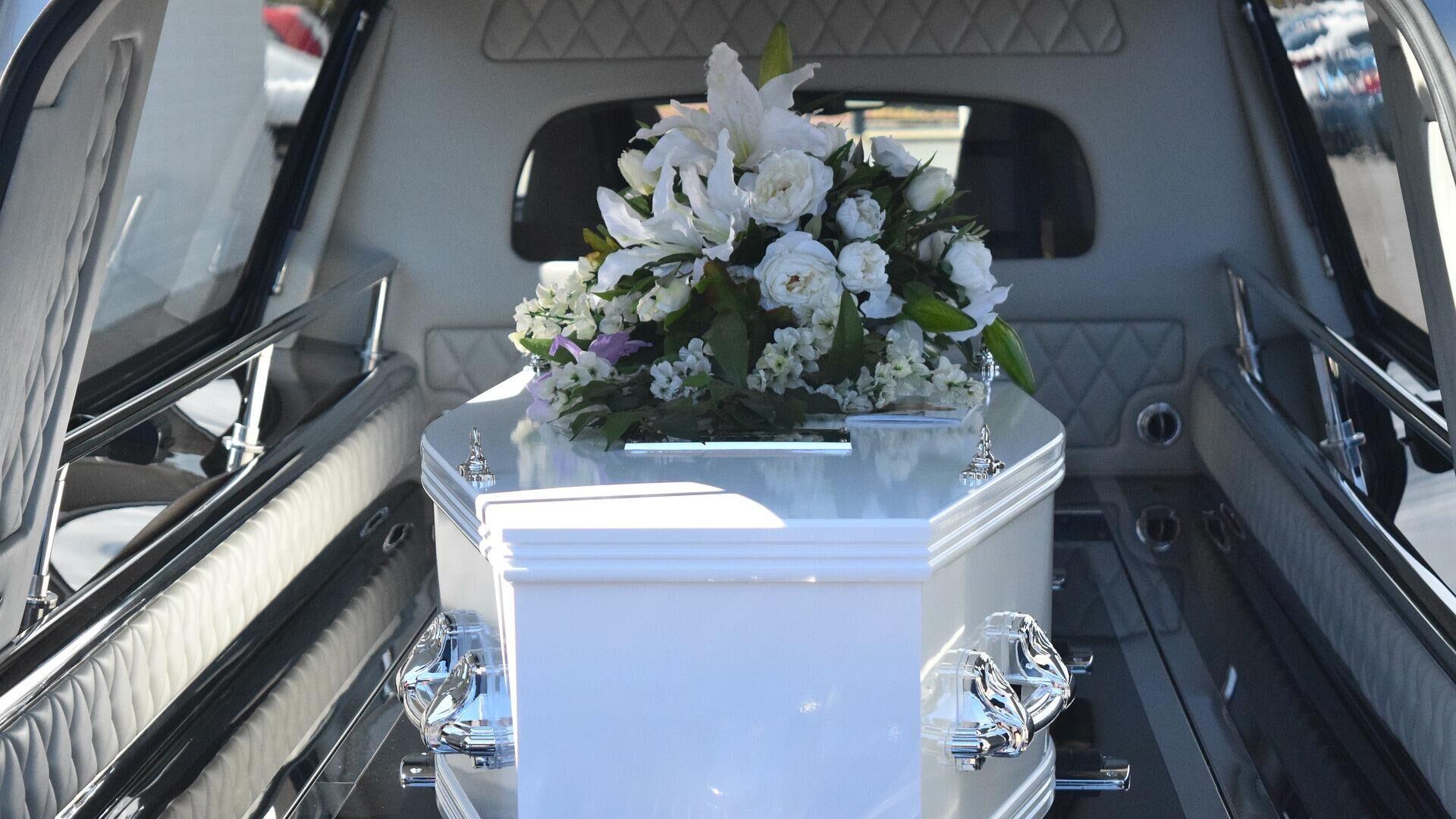 Κηδεία, θάνατος, γραφείο τελετών - Sputnik Ελλάδα, 1920, 24.09.2021