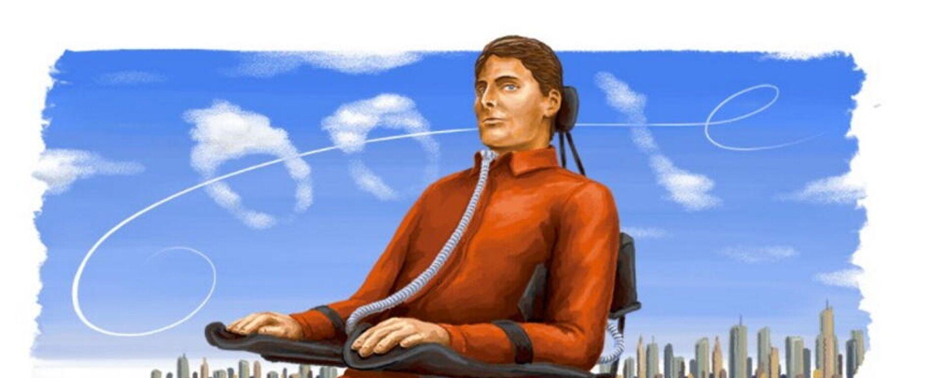 Google Doodle για τον Κρίστοφερ Ριβ, 25 Σεπτεμβρίου 2021 - Sputnik Ελλάδα, 1920, 25.09.2021