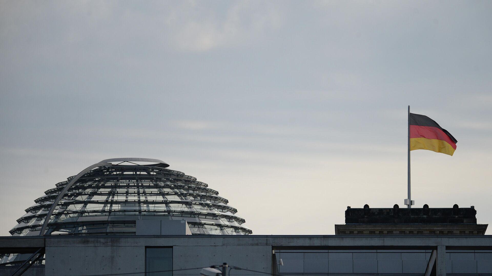 Κοινοβούλιο Γερμανίας - Sputnik Ελλάδα, 1920, 27.09.2021