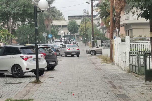 Επεισόδια στη Θεσσαλονίκη κοντά στο ΕΠΑΛ Σταυρούπολης - Sputnik Ελλάδα