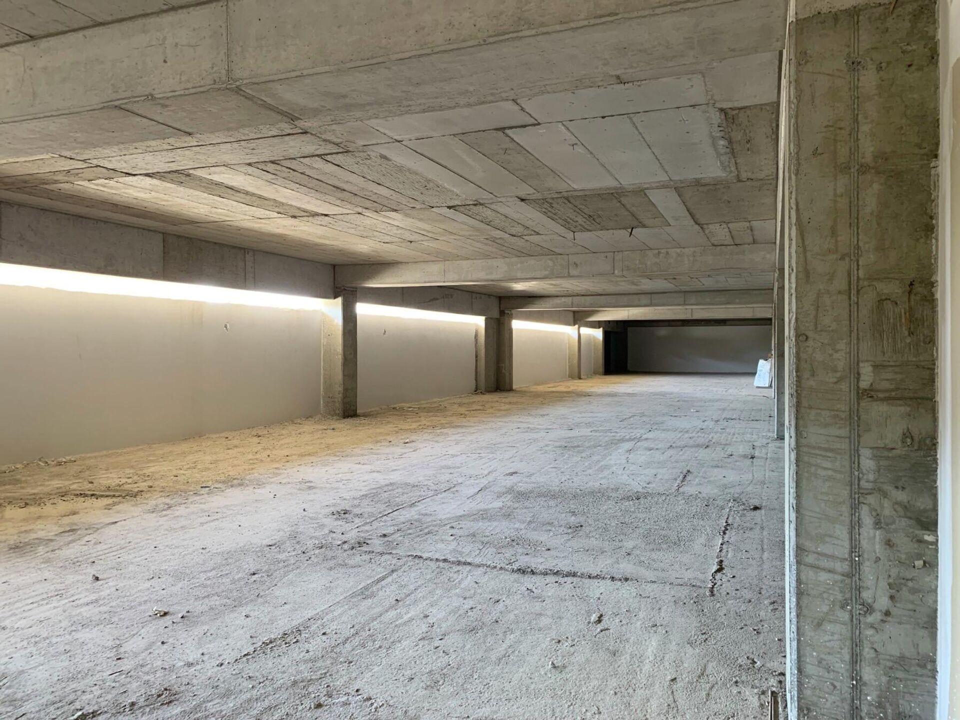 Ο χώρος που θα στεγάσει το μουσείο μικρασιατικού ελληνισμού μέσα στο γήπεδο της ΑΕΚ - Sputnik Ελλάδα, 1920, 29.09.2021