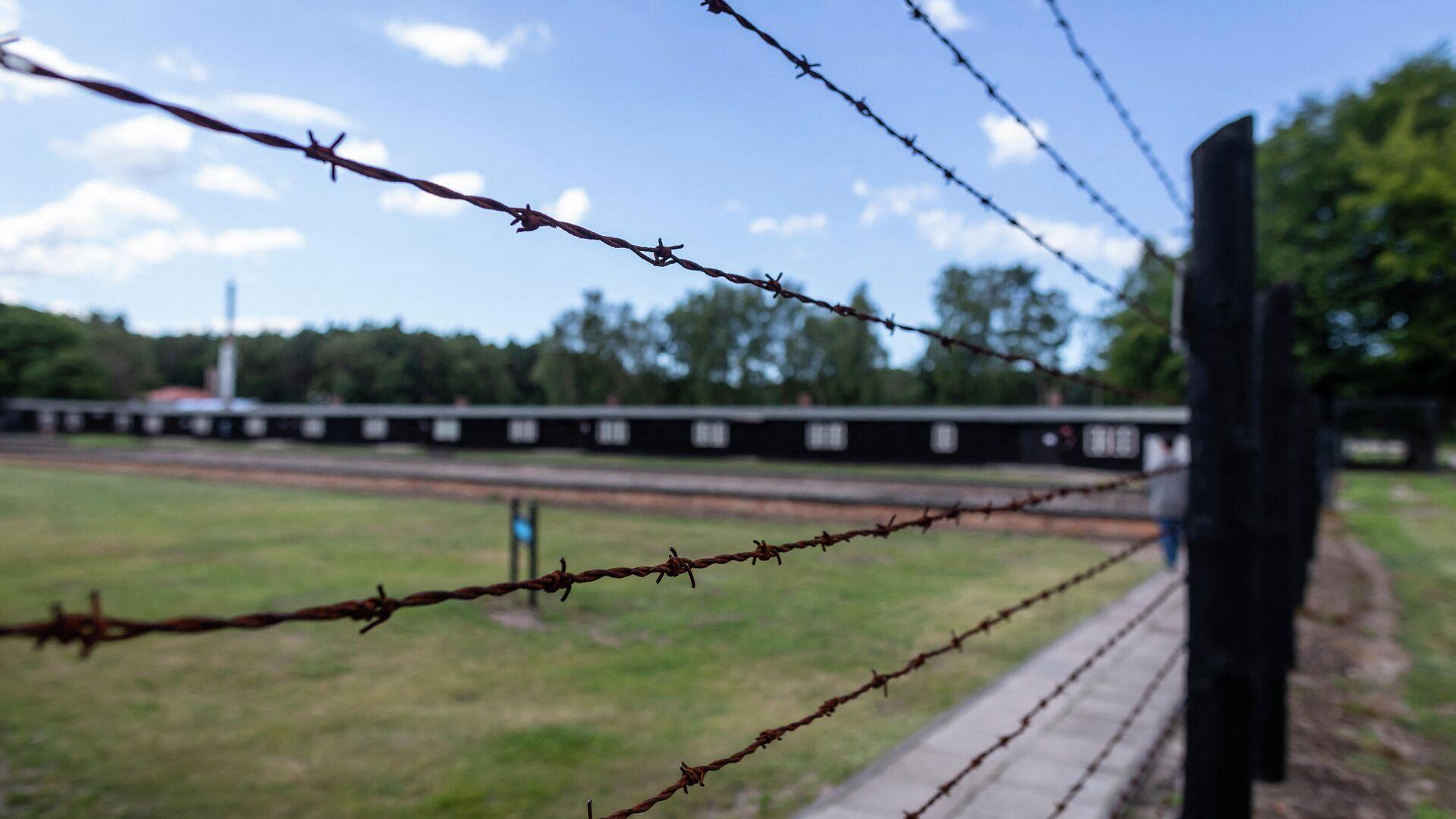 Το στρατόπεδο συγκέντρωσης στο Στούτχοφ της Πολωνίας, όπου εργαζόταν ως γραμματέας η 96χρονη. - Sputnik Ελλάδα, 1920, 30.09.2021