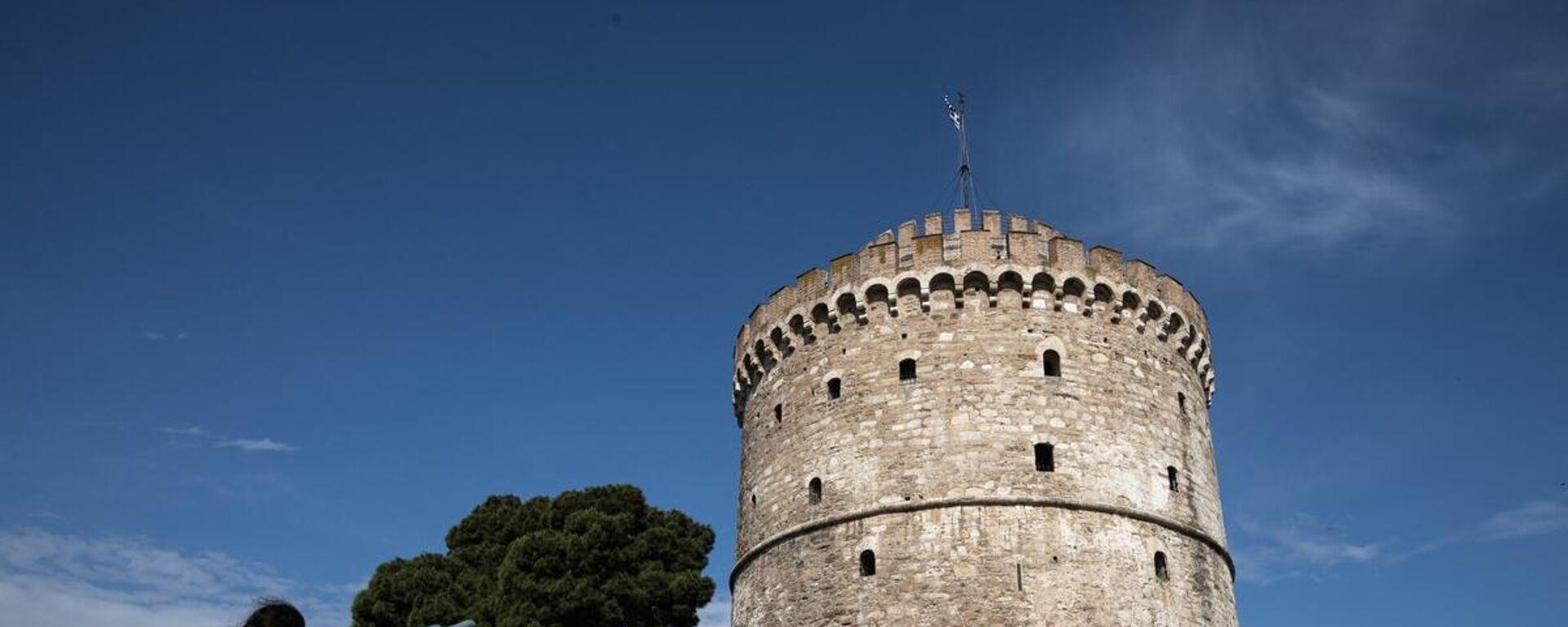 Lockdown στη Θεσσαλονίκη - Sputnik Ελλάδα, 1920, 01.10.2021