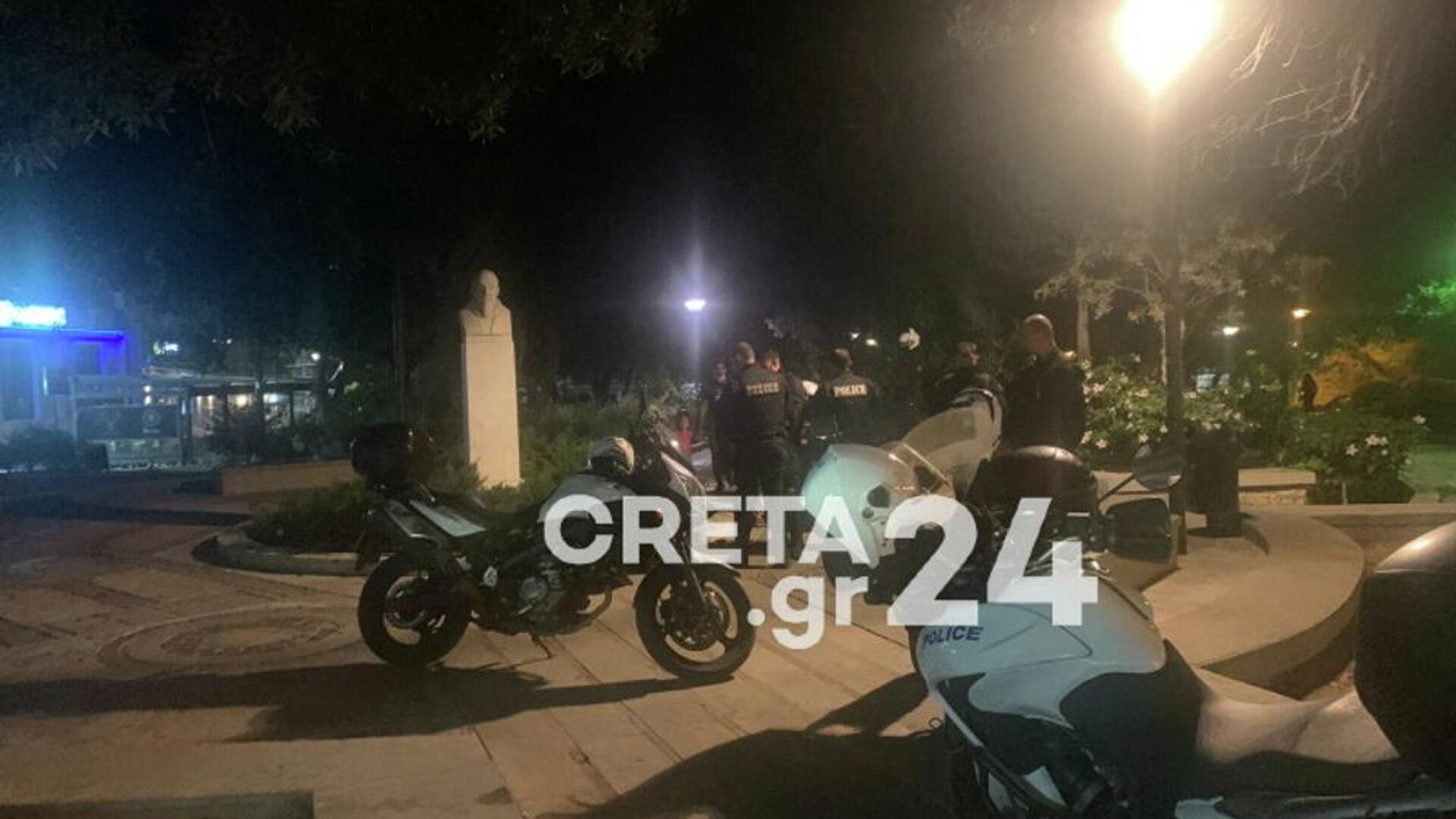 Αστυνομία στο Ηράκλειο Κρήτης, 2 Οκτωβρίου 2021 - Sputnik Ελλάδα, 1920, 02.10.2021