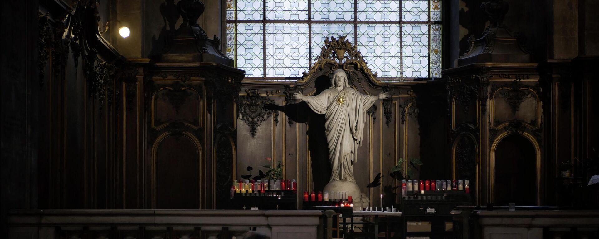 Καθολική Εκκλησία στην Γαλλία - Sputnik Ελλάδα, 1920, 03.10.2021
