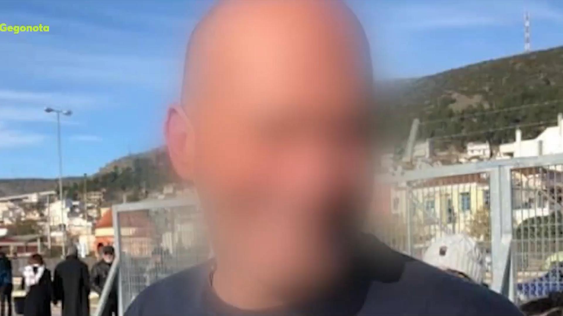 Ο 47χρονος άνδρας από το Λιμενικό που κατηγορείται για διακίνηση ναρκωτικών - Sputnik Ελλάδα, 1920, 03.10.2021