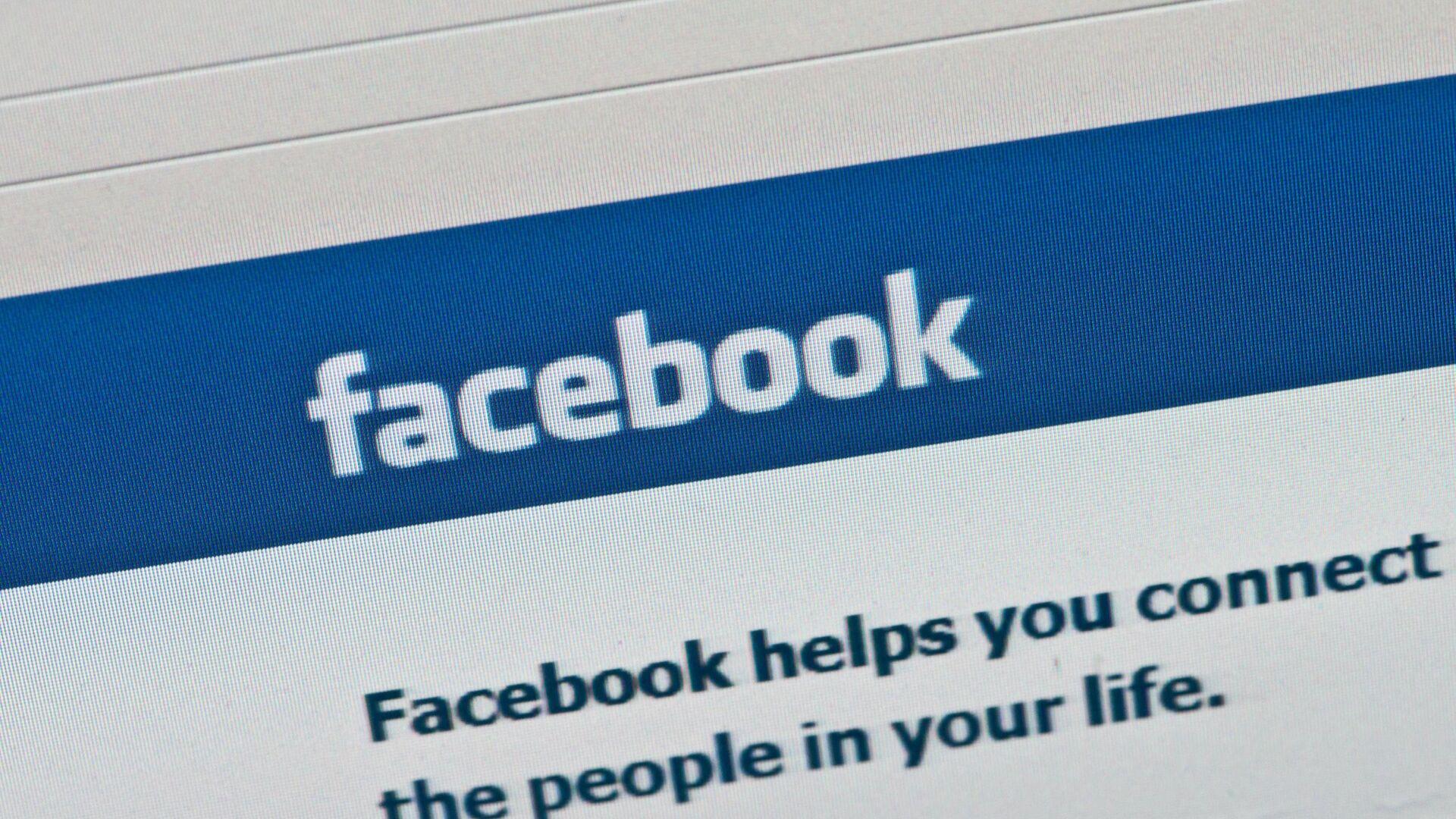 Facebook - Sputnik Ελλάδα, 1920, 08.10.2021