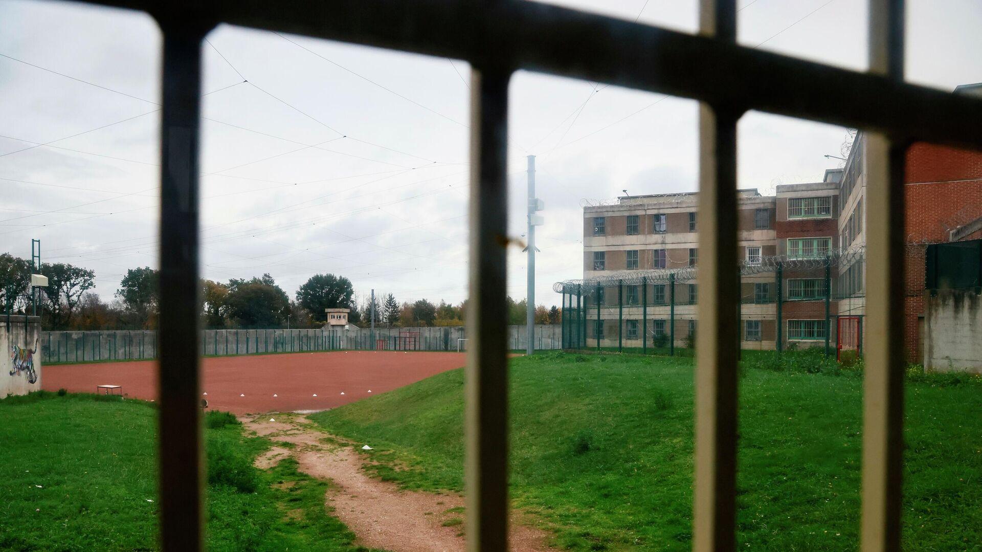 Φυλακή στη Γαλλία - Sputnik Ελλάδα, 1920, 05.10.2021
