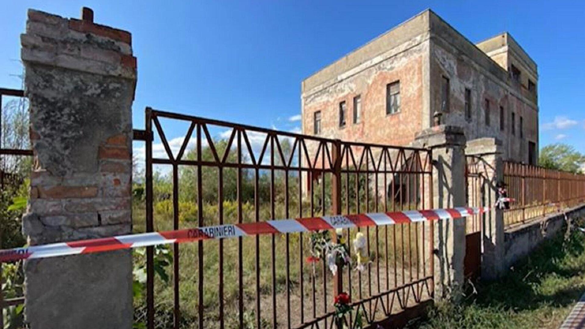 Ιταλία: Mπήκε σε σούπερ μάρκετ και άφησε στο ταμείο το ακρωτηριασμένο σώμα του γιου της - Sputnik Ελλάδα, 1920, 05.10.2021