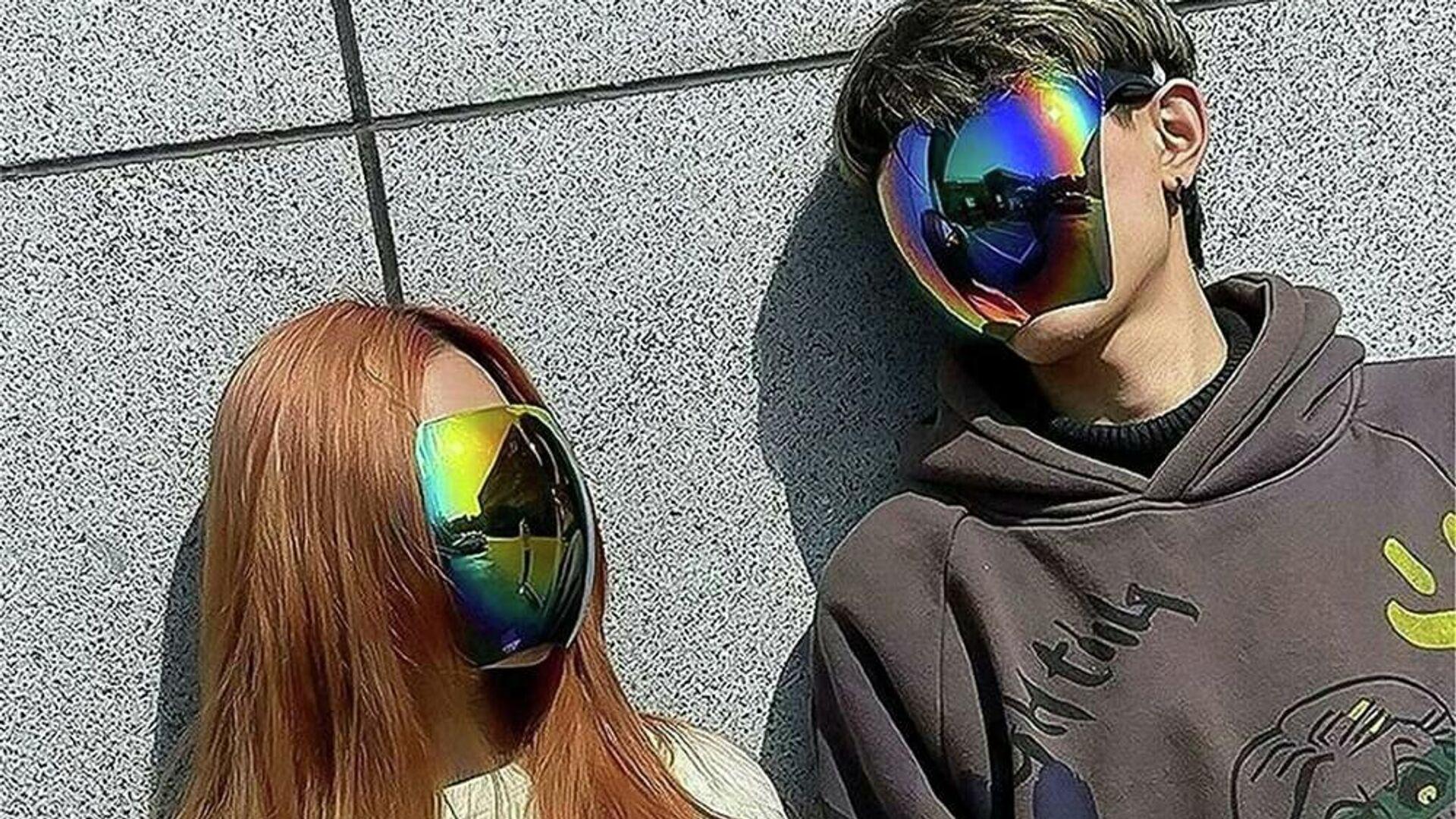 Γυαλιά ηλίου για όλο το πρόσωπο - Sputnik Ελλάδα, 1920, 07.10.2021