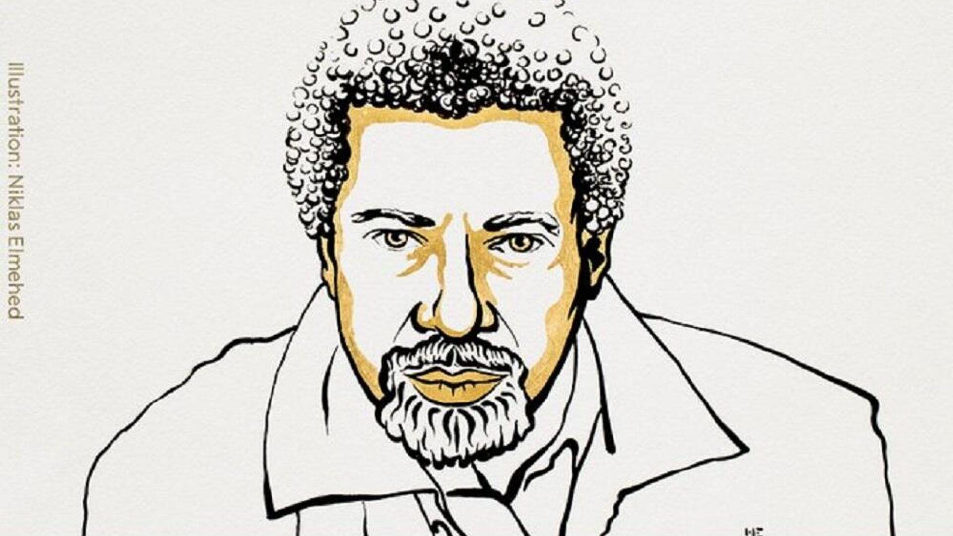 Ο νοβελίστας Abdulrazak Gurnah που κατέκτησε το Νόμπελ Λογοτεχνίας 2021 - Sputnik Ελλάδα, 1920, 07.10.2021