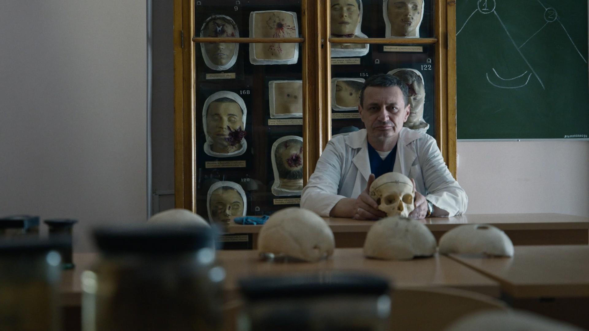 Ένας ιατροδικαστής μιλά για τη ζωή και τον θάνατο και αποκαλύπτει τις άγνωστες πτυχές του επαγγέλματός του - Sputnik Ελλάδα, 1920, 07.10.2021