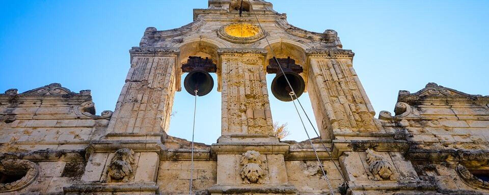 Καμπάνες σε εκκλησία - Sputnik Ελλάδα, 1920, 08.10.2021
