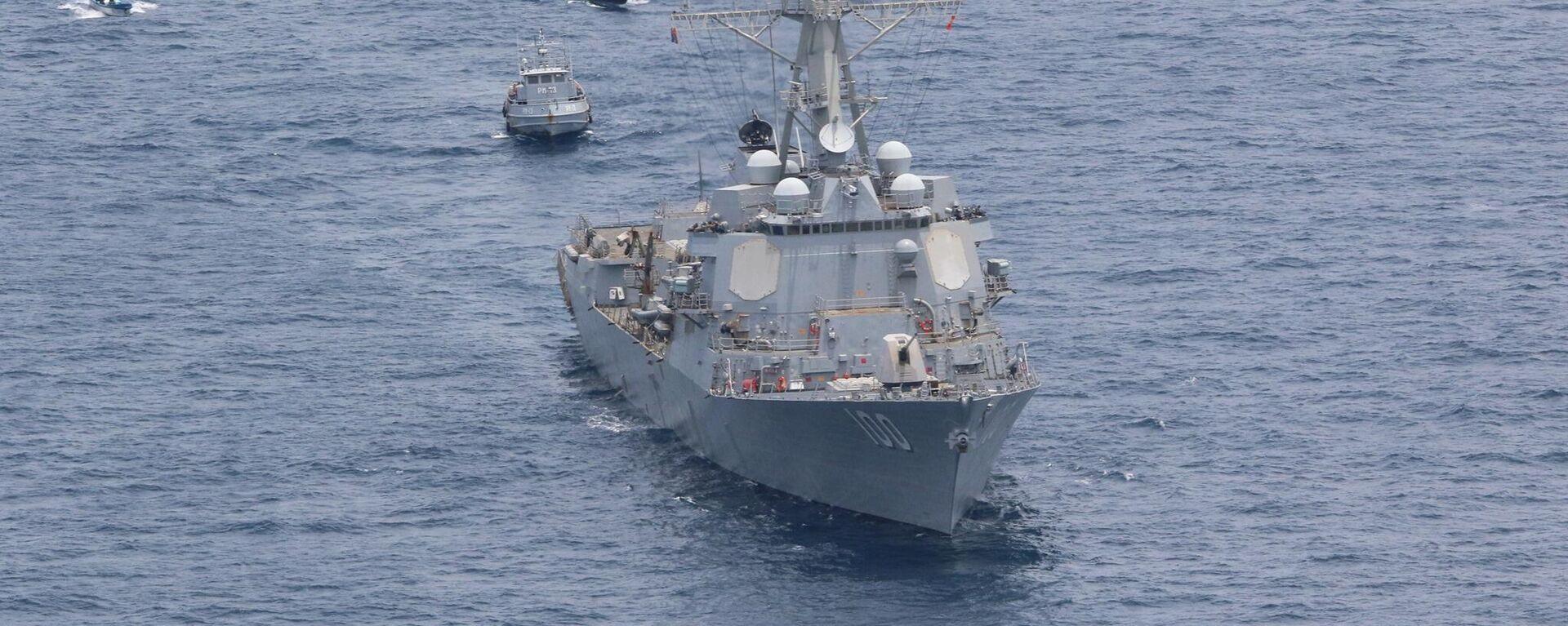 USS KIDD - Sputnik Ελλάδα, 1920, 08.10.2021